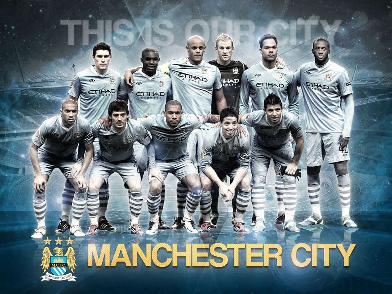 Manchester City Squad