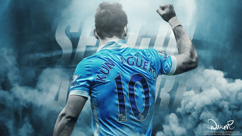 Sergio Aguero Wallpapers: Manchester City Wallpapers 2016