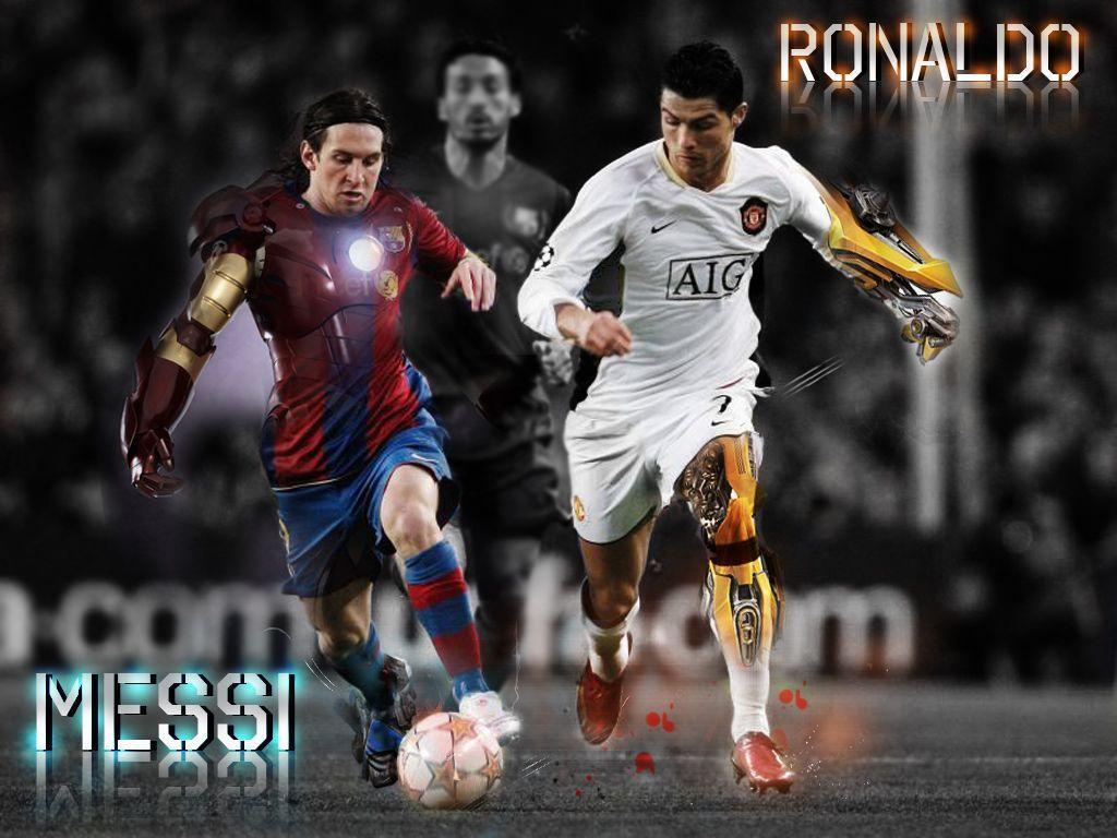 Messi Vs Ronaldo 2016 Wallpapers Wallpaper Cave