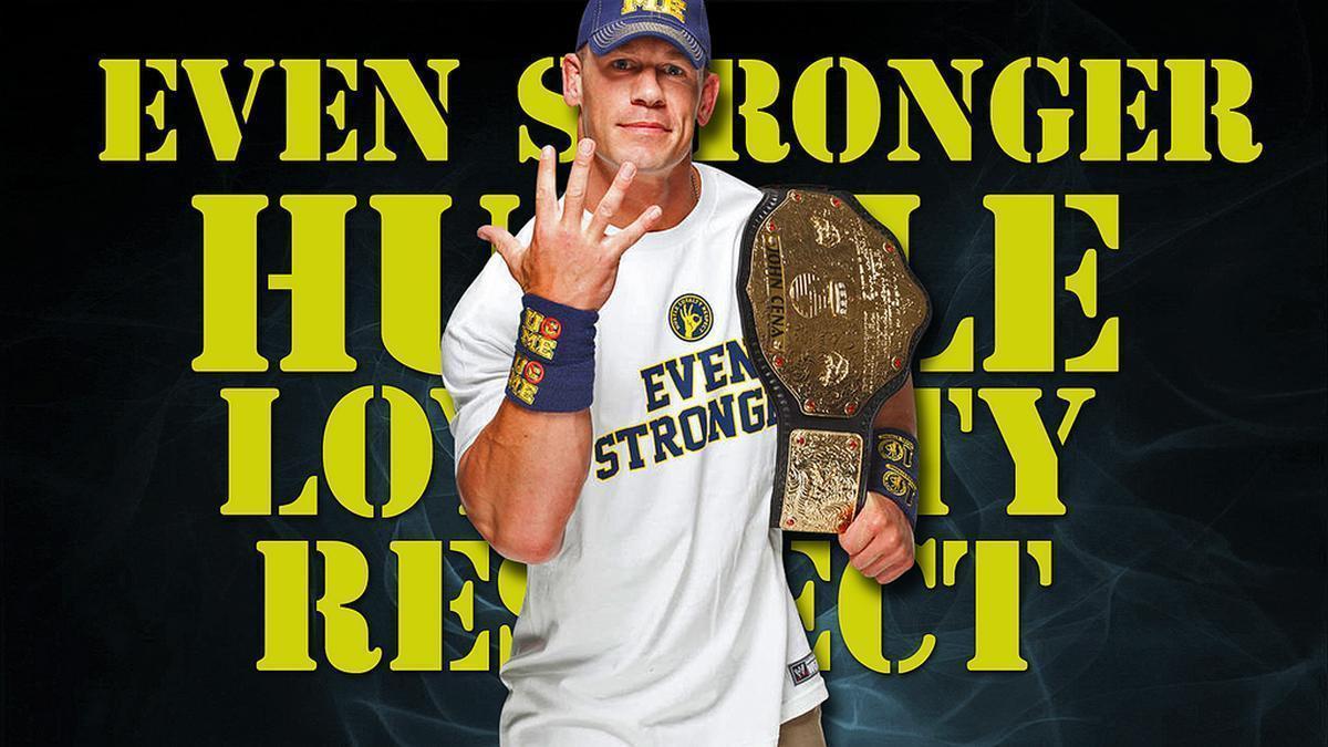 Hd Wallpaper John Cena