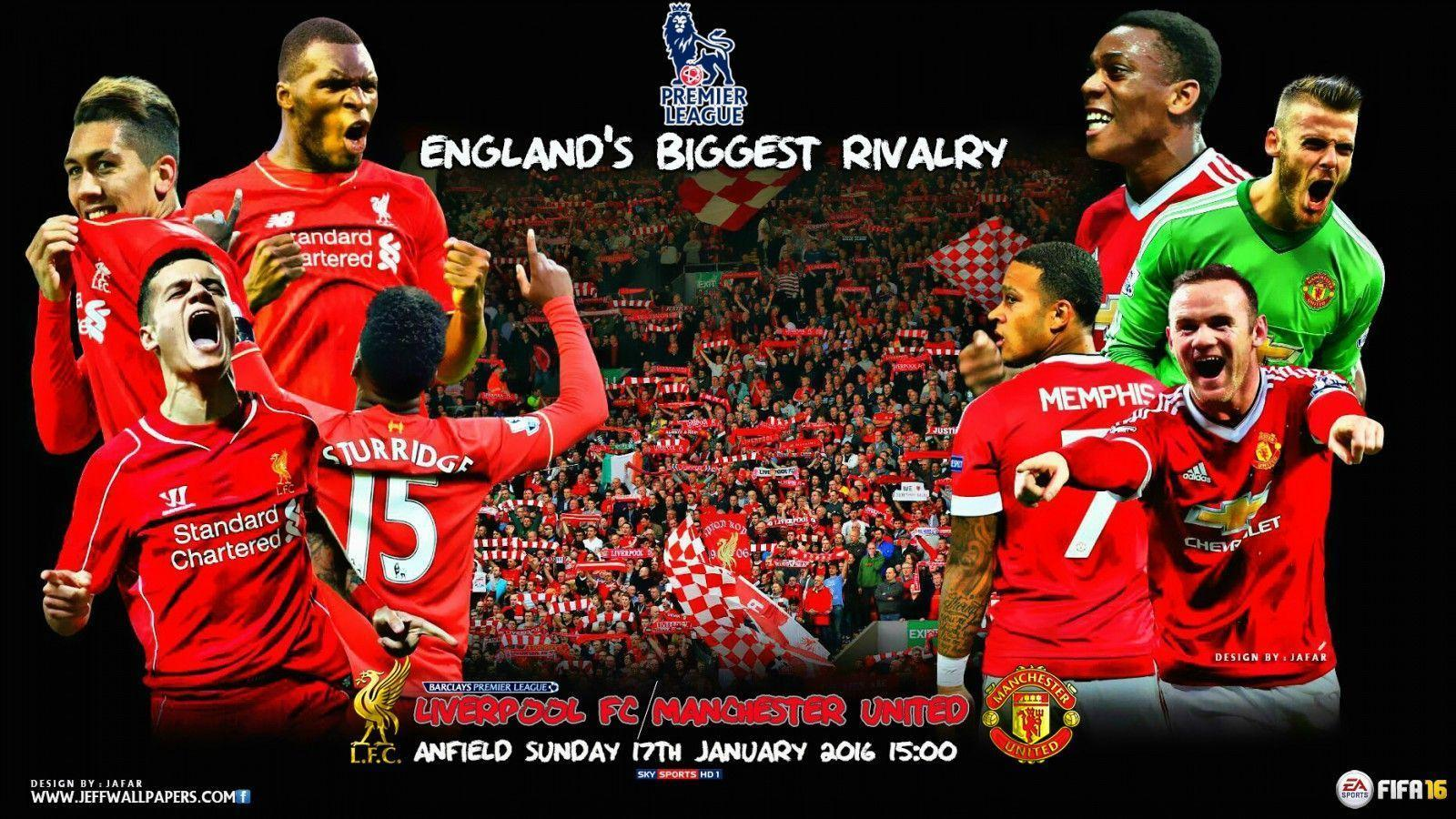 fc liverpool manchester united