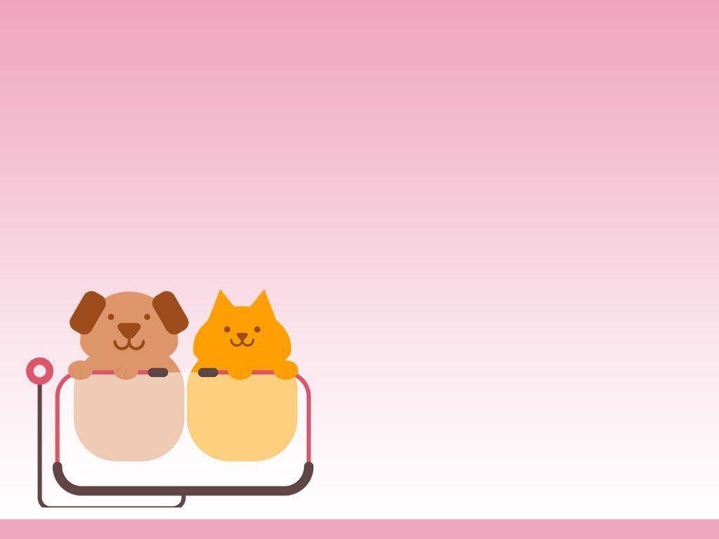 Free Powerpoint Templates For Kids Cat