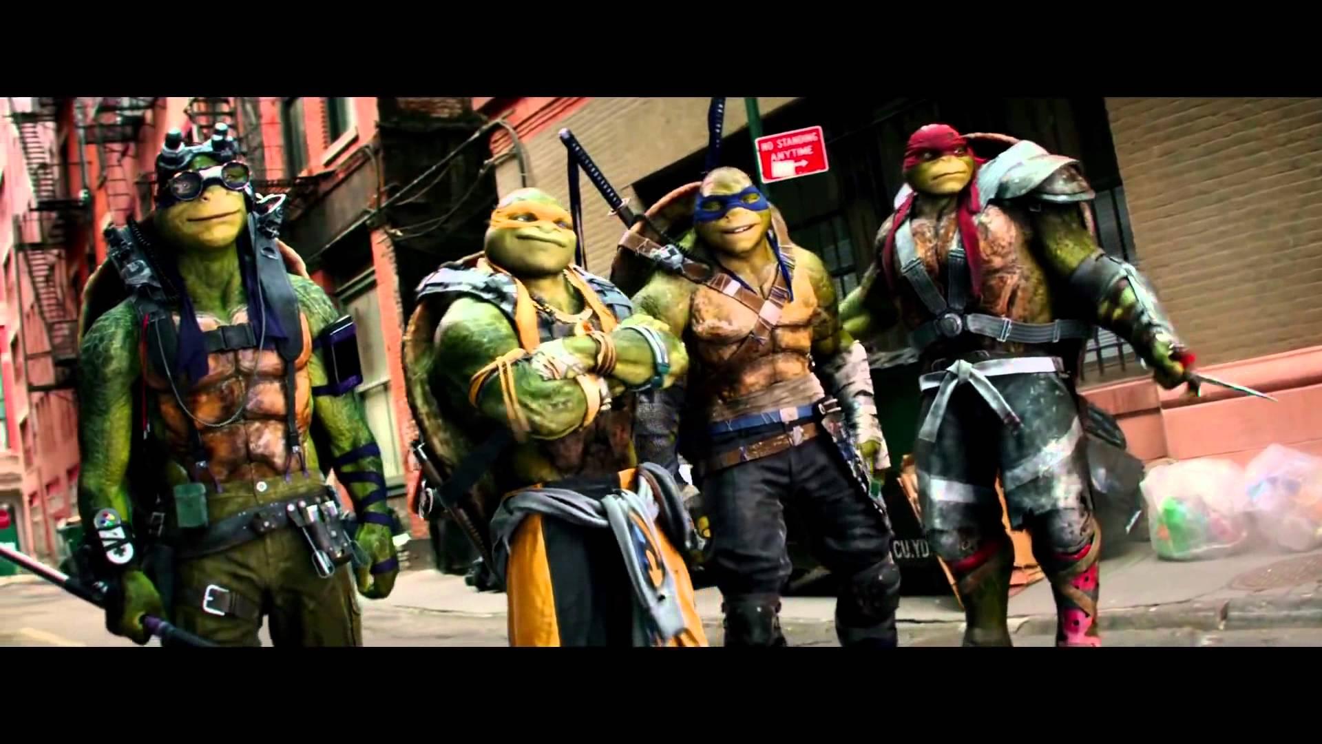 Teenage Mutant Ninja Turtles 2016 Wallpapers Wallpaper Cave