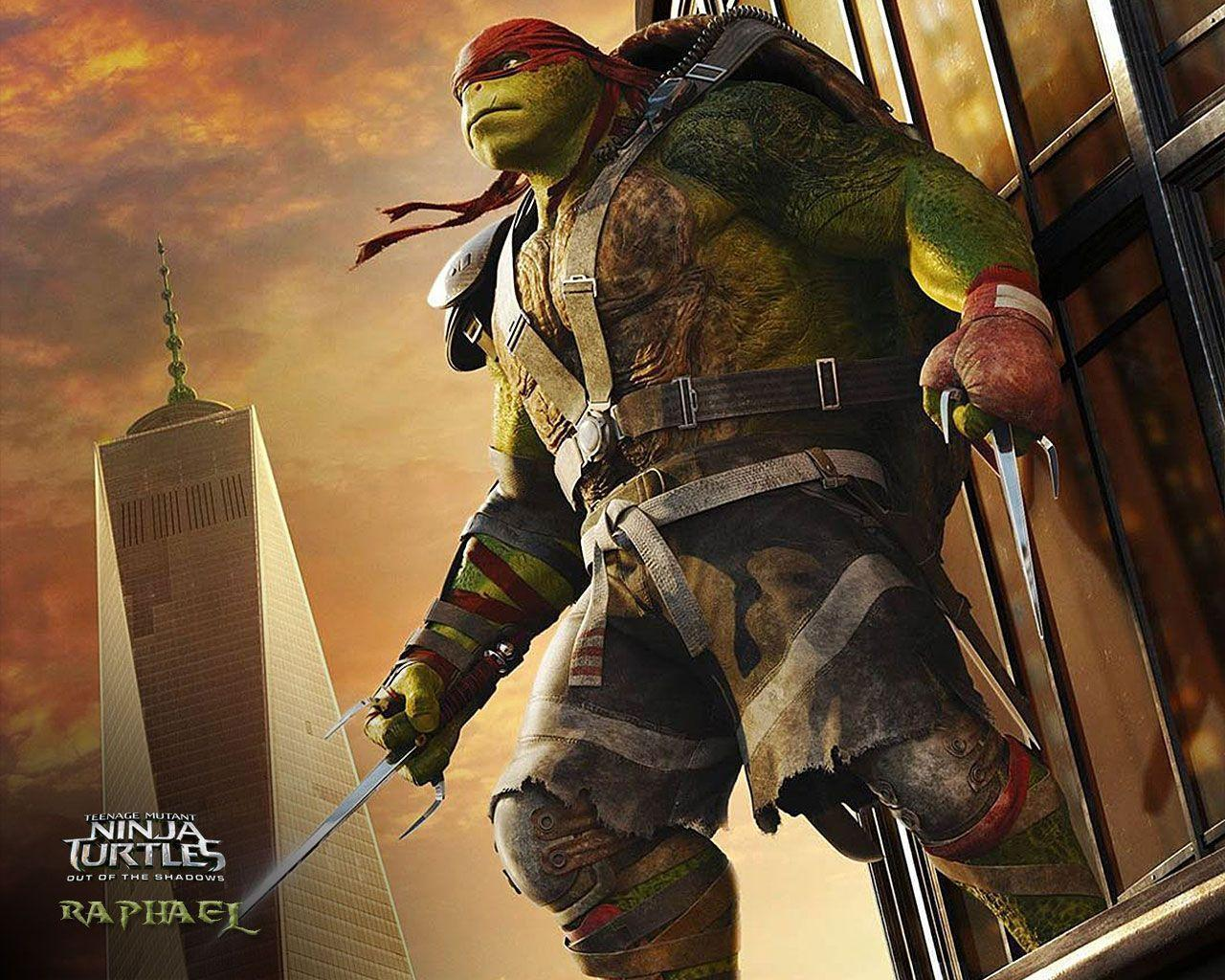 Teenage Mutant Ninja Turtles 2016 Wallpapers - Wallpaper Cave