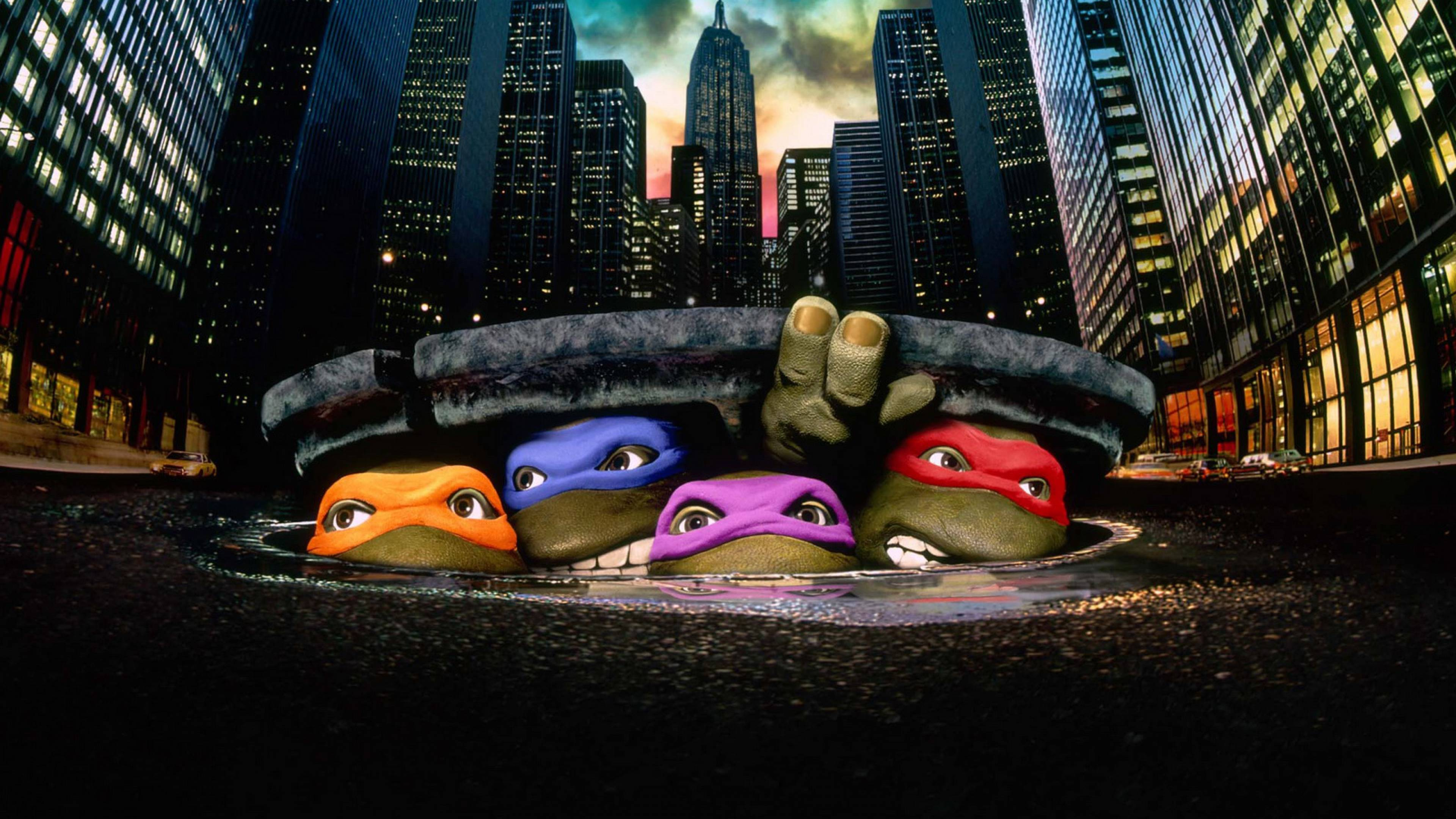 Teenage Mutant Ninja Turtles Wallpapers HD 30530 Wallpaper