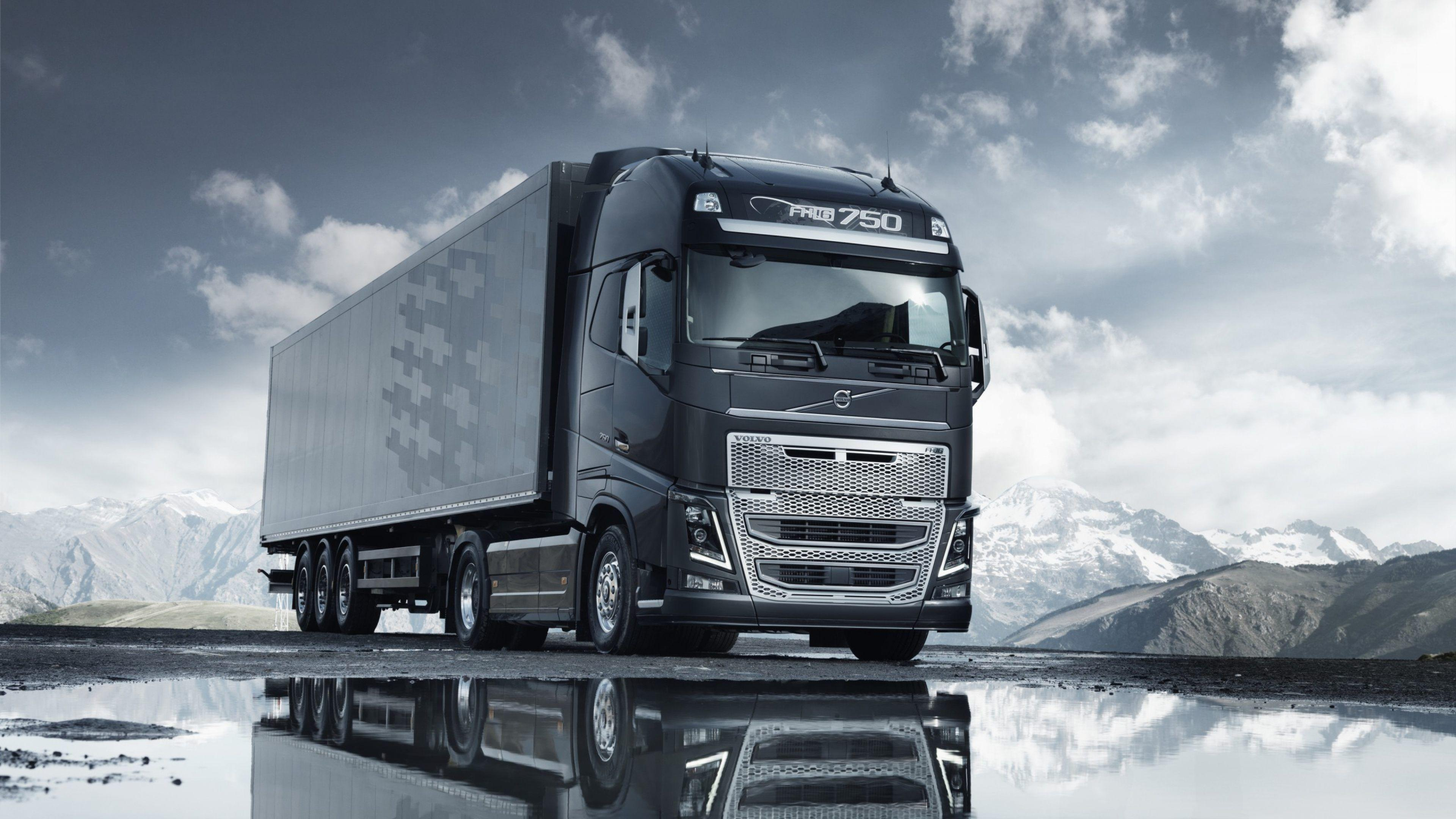 Volvo FH16 750 Truck Wallpaper Download Of 4K Ultra HD