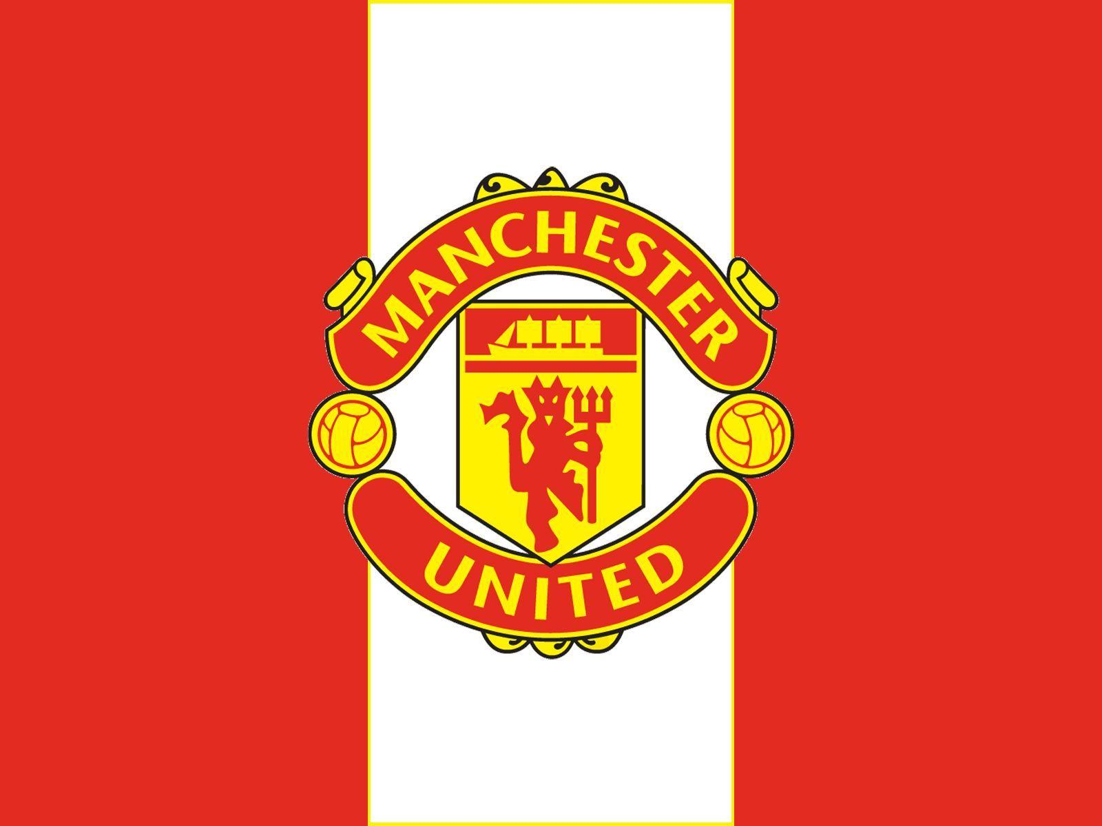 Manchester United High Def Logo Wallpapers | Wallpapers ...