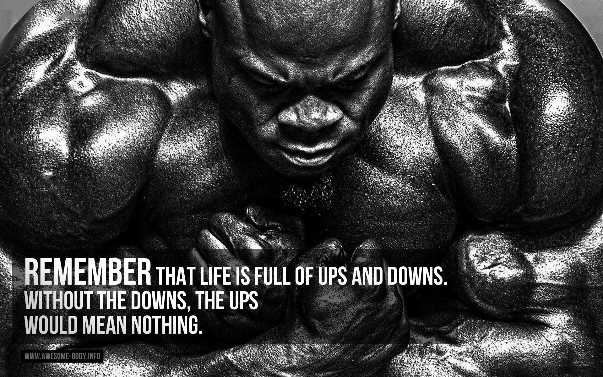 bodybuilding wallpaper Archives - Awesome Body