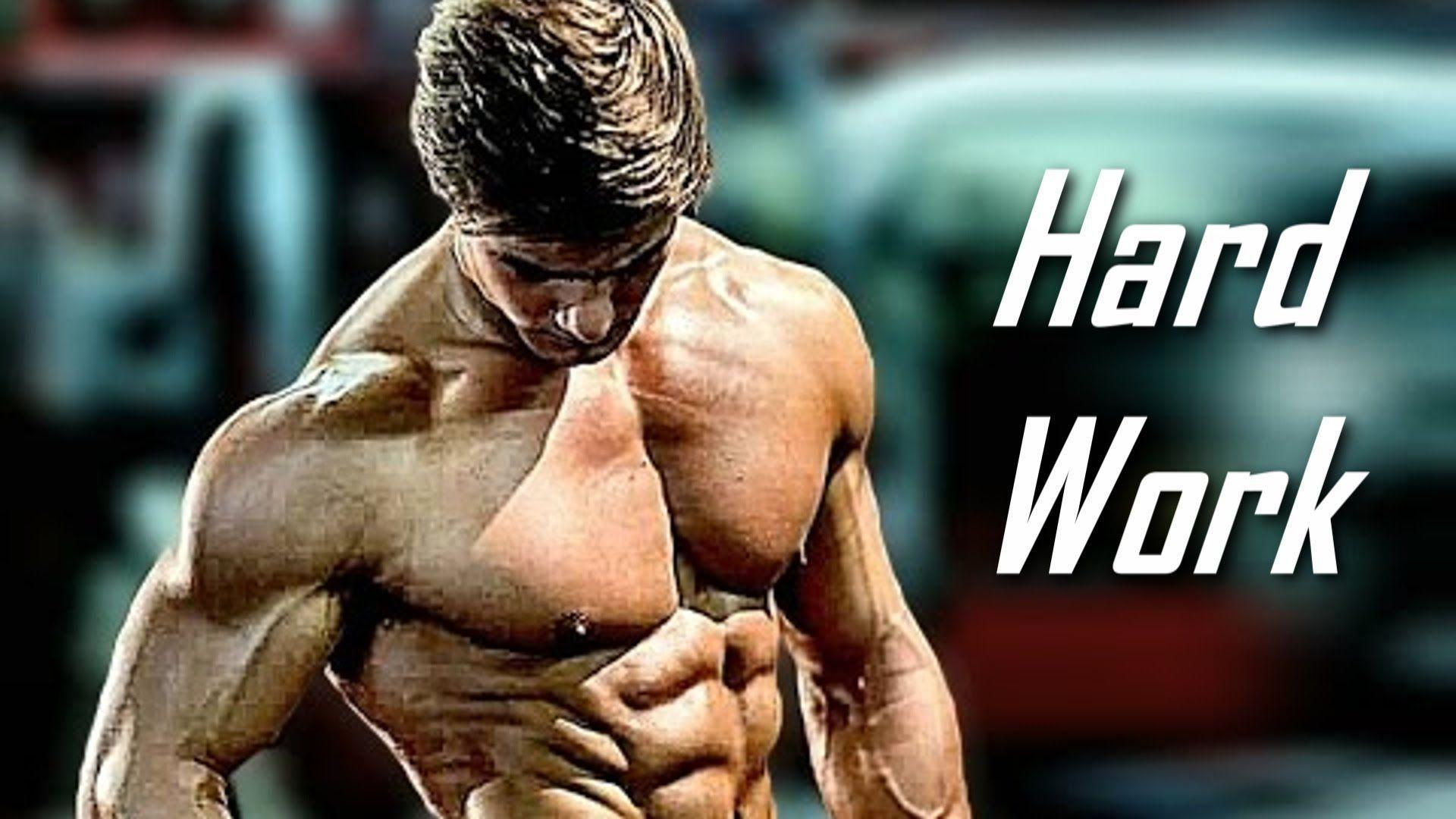 "Aesthetics Natural Bodybuilding Motivation - ""HARD WORK"" ..."
