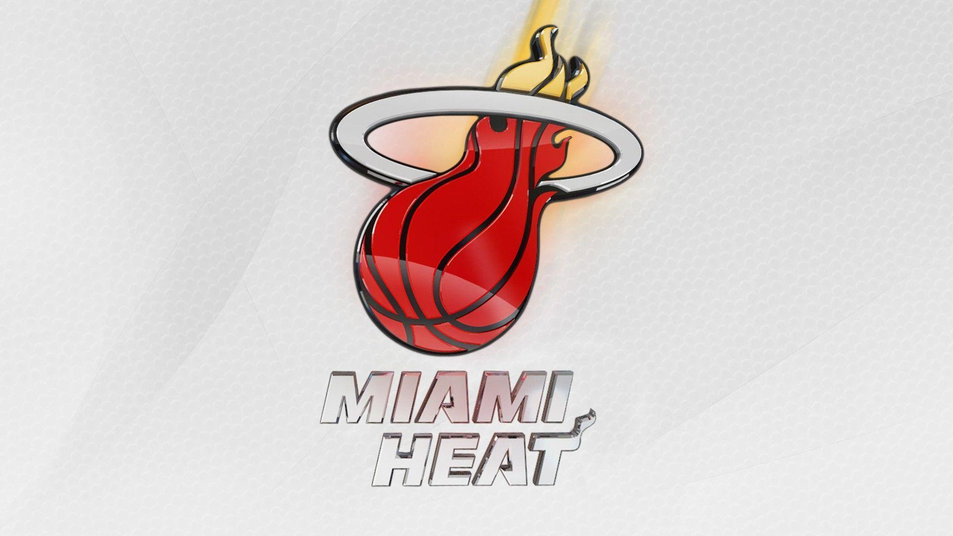 Miami Heat Logo Wallpapers 2016 - Wallpaper Cave