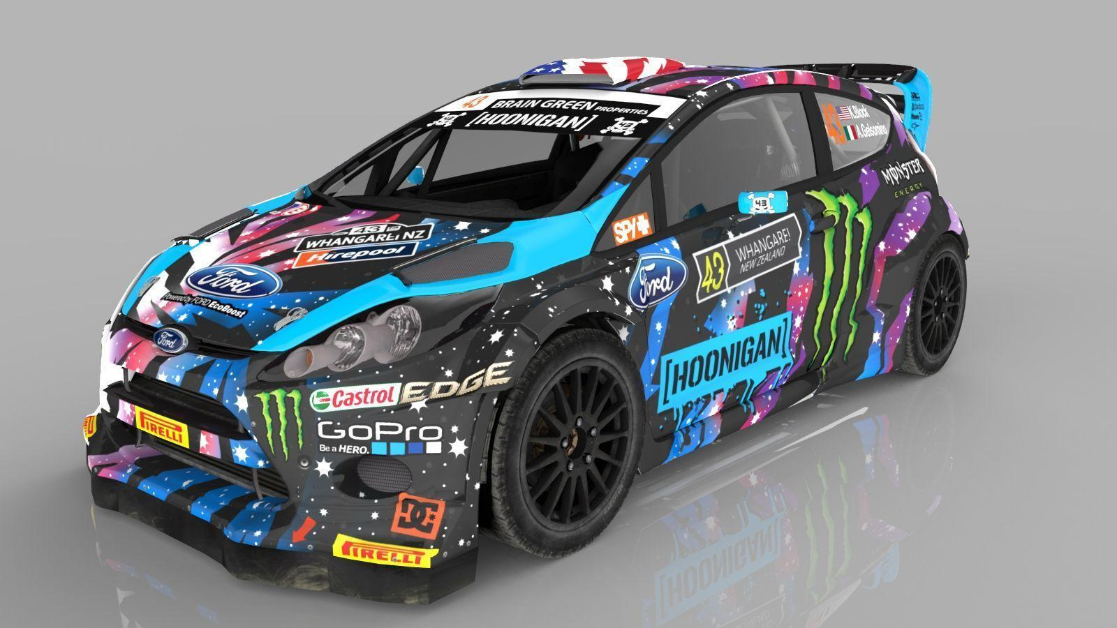 wallpapers ford fiesta ken block ken block gopro hoonigan. Cars Review. Best American Auto & Cars Review