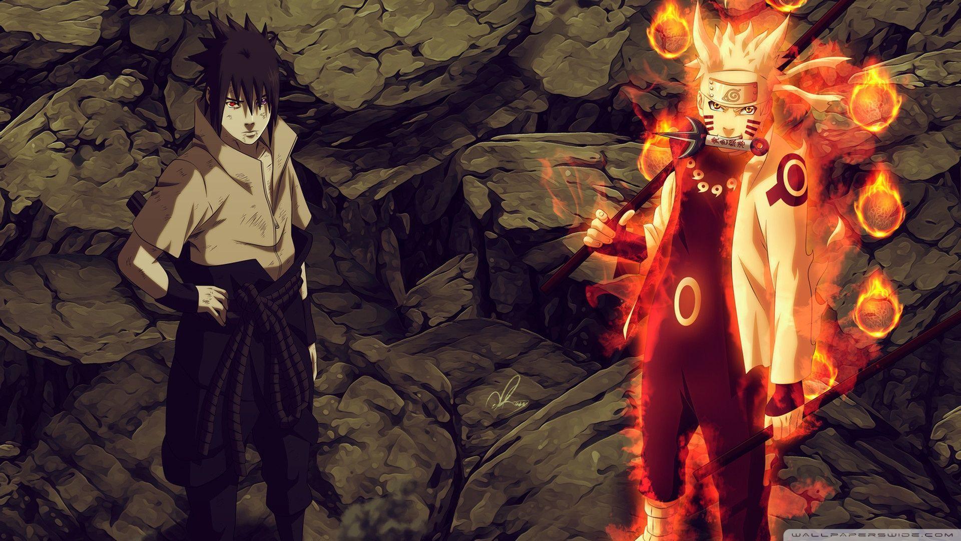 Naruto Wallpapers HD 2016 - Wallpaper Cave