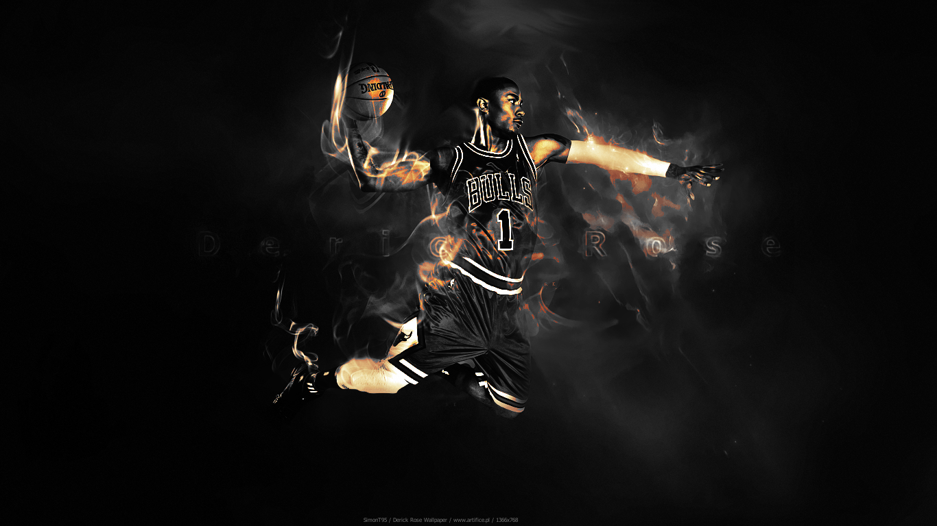 Beautiful Wallpaper Logo Derrick Rose - wc1684474  Best Photo Reference_98288.png
