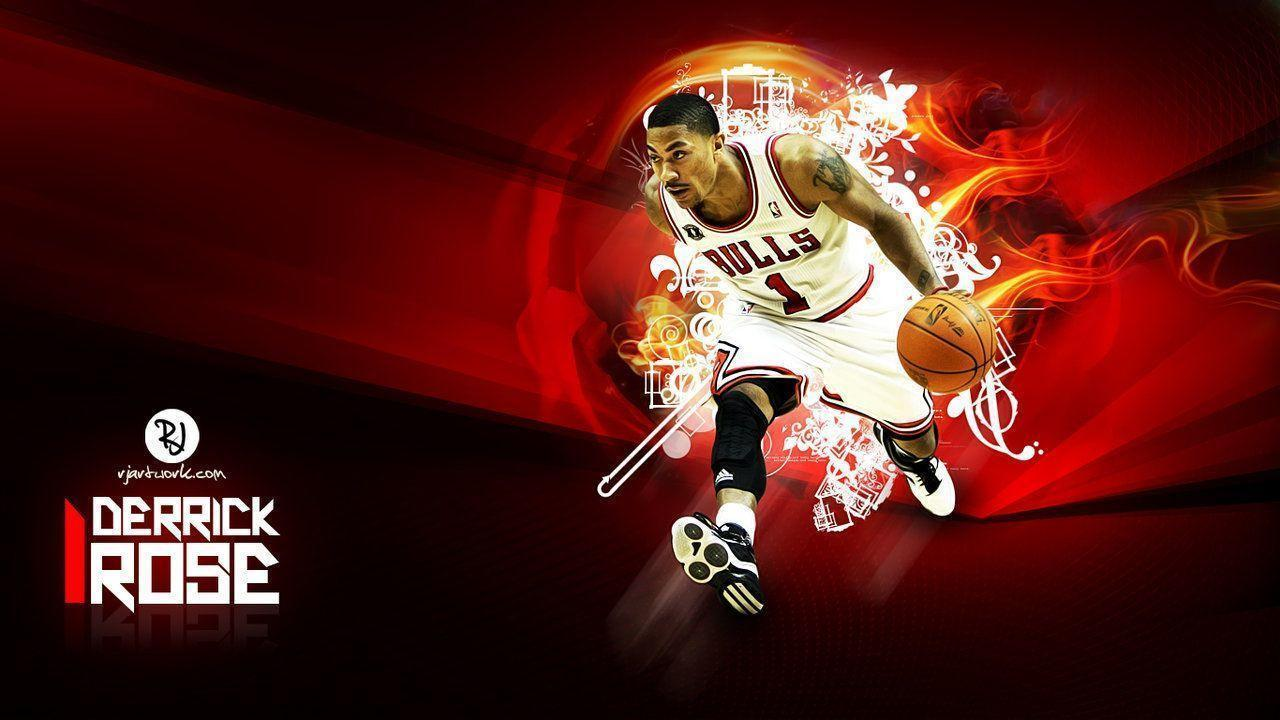 Pics Photos  Derrick Rose 3d Wallpaper