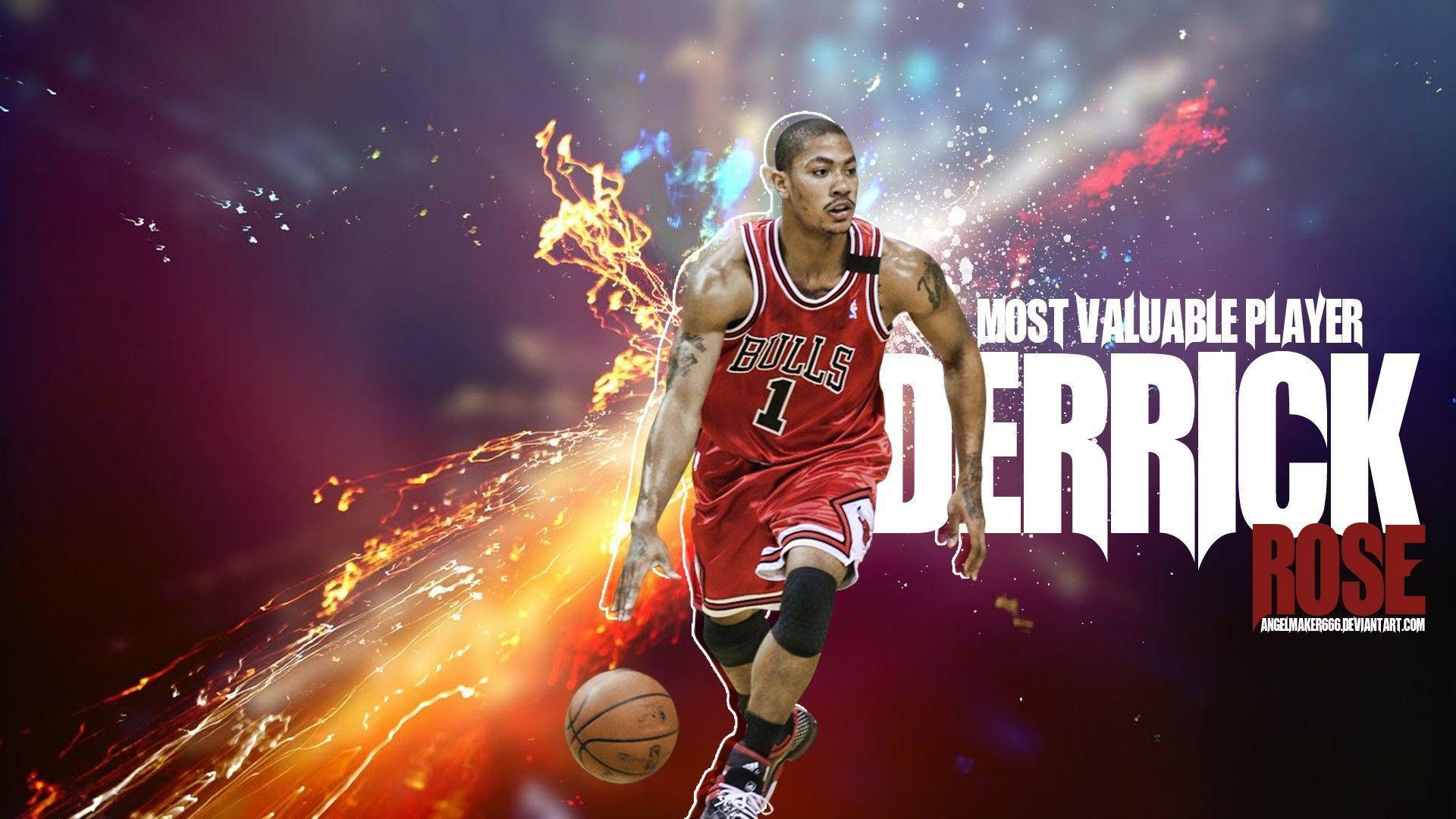 derrick rose wallpaper iphone - photo #20