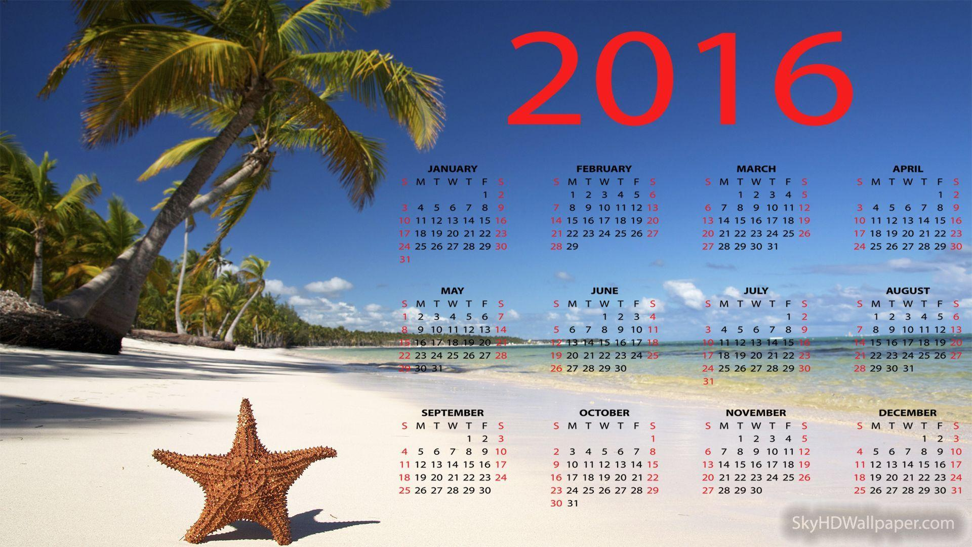 wallpapers with calendar 2016 wallpaper cave