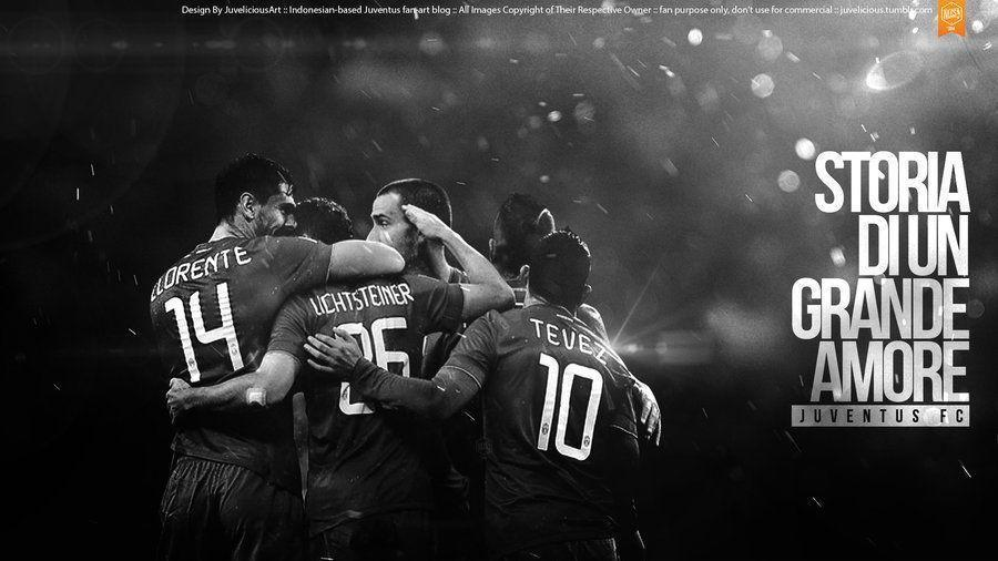 Juventus Wallpapers 2014/15 by Nucleo1991