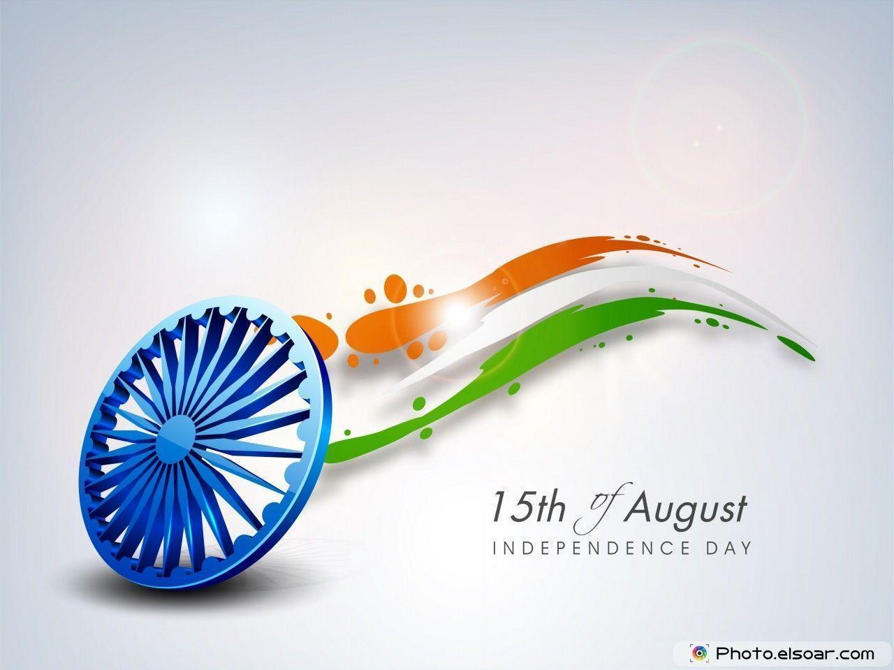 Happy 15th Of August ! Indian Independence Day Wallpapers • Elsoar