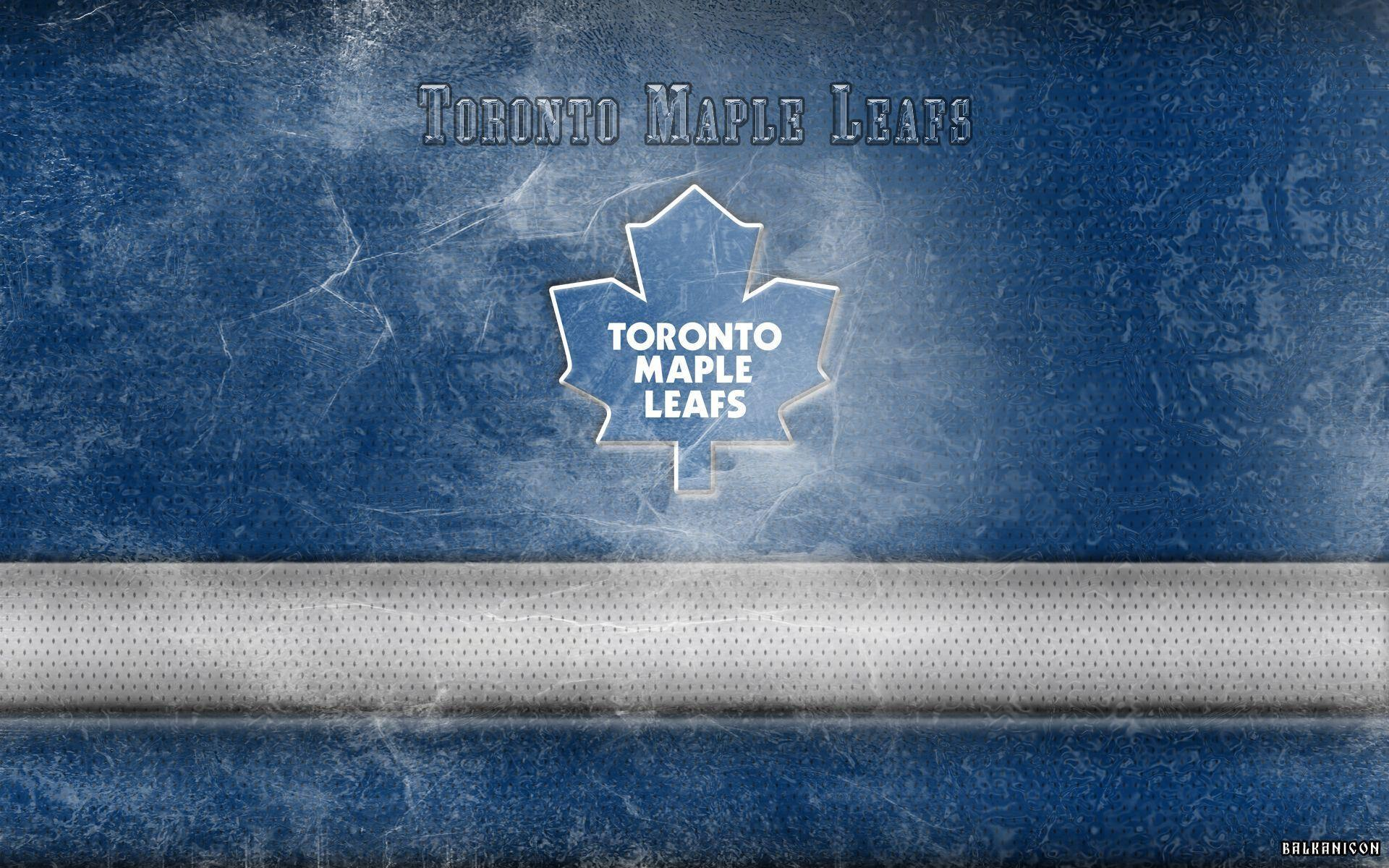 Toronto Maple Leafs wallpapers by Balkanicon