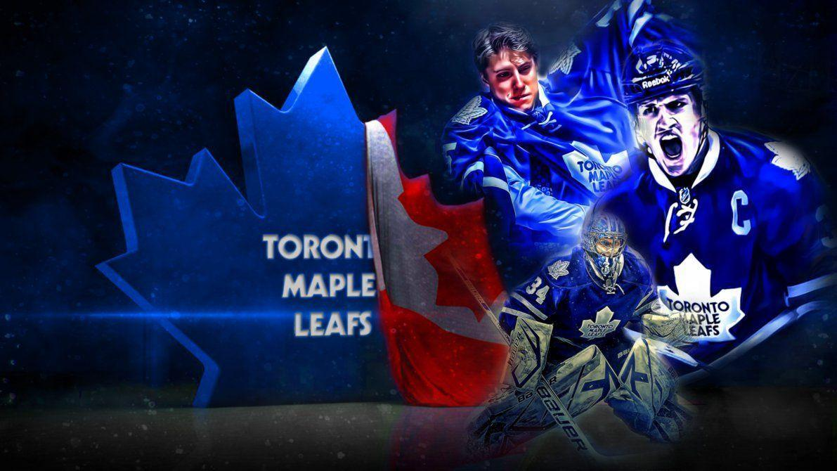 Toronto Maple Leafs by R0ck