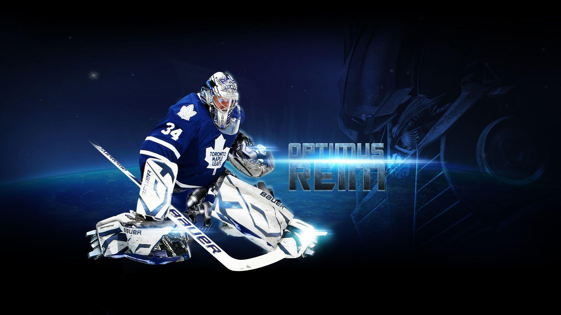 NHL Toronto Maple Leafs Optimus Reim wallpapers HD 2016 in Hockey
