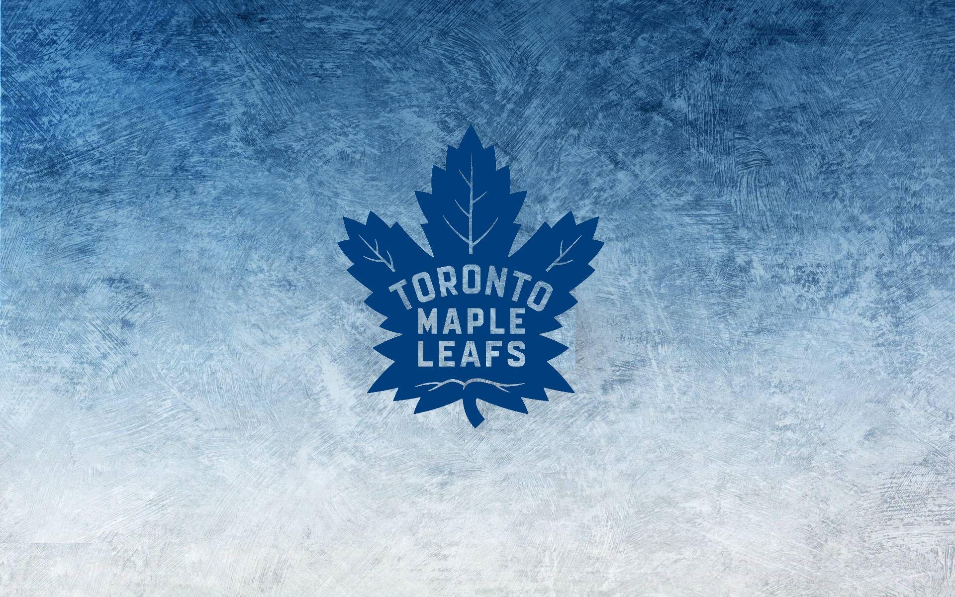 Toronto Maple Leafs logo, logotype. All logos, emblems, brands