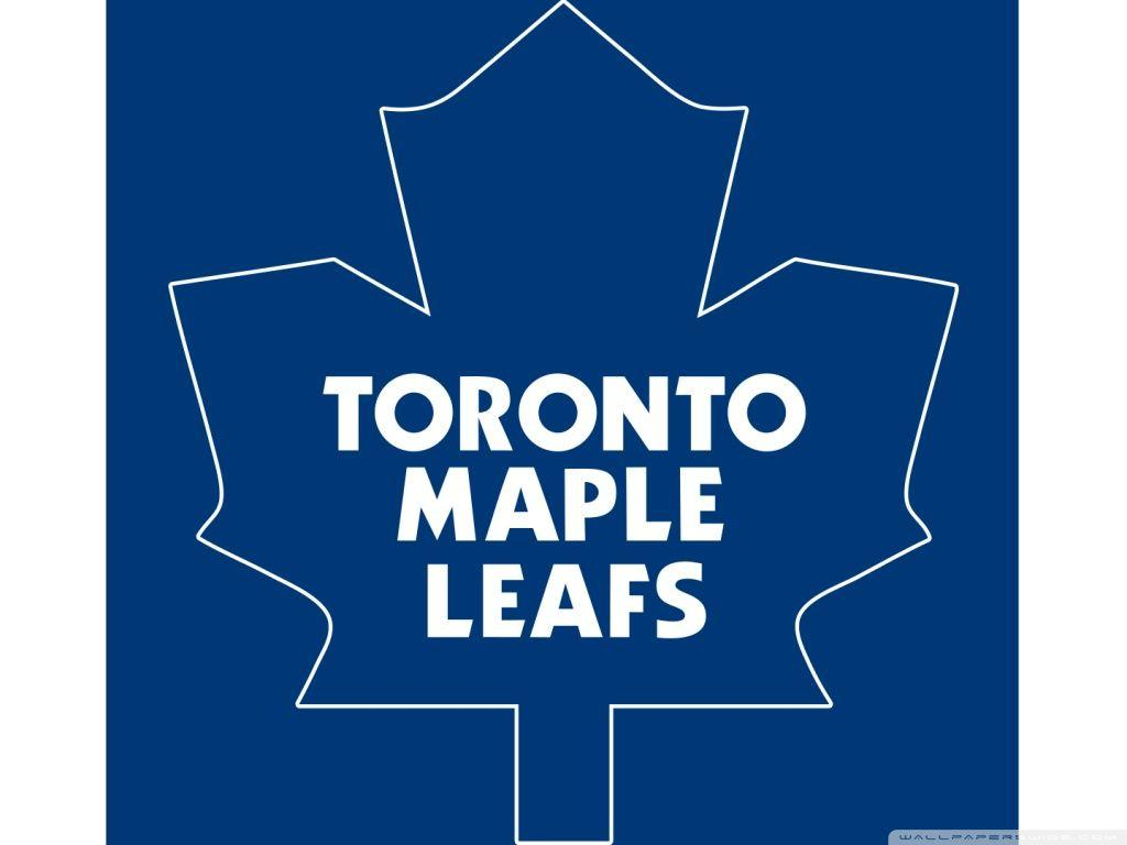 Toronto Maple Leafs HD desktop wallpapers : Widescreen : High