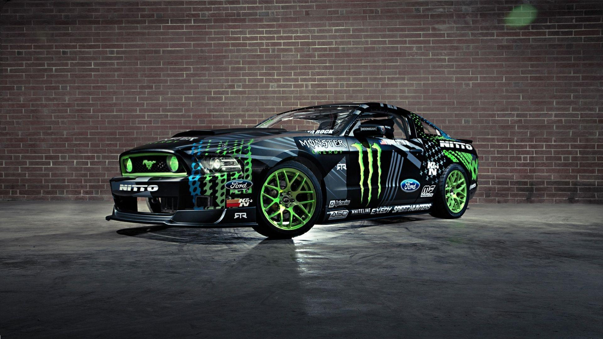 free download ford mustang monster energy hd wallpapers wallpapers