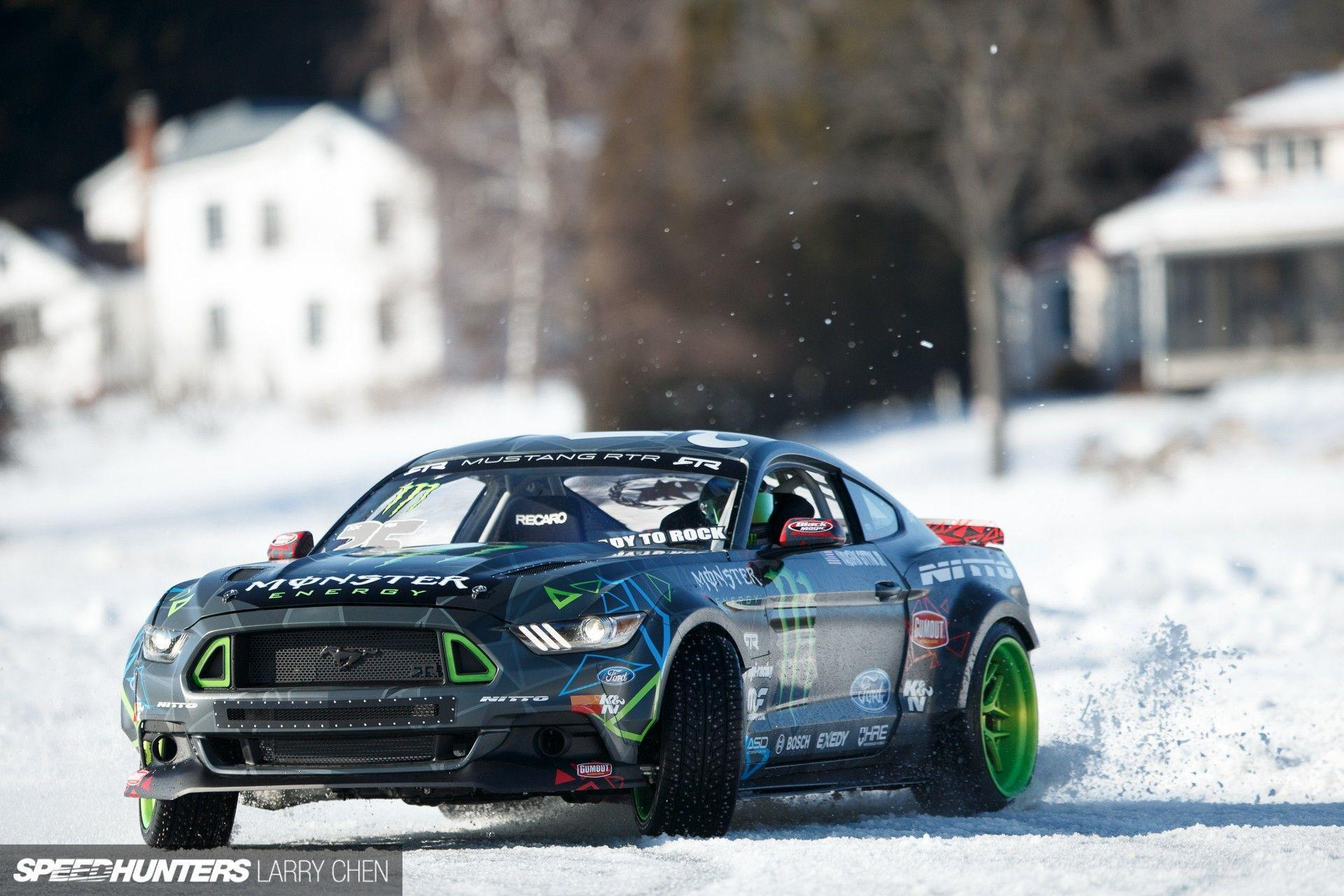 Ford Mustang, Monster Energy, RTR Wallpapers HD / Desktop and