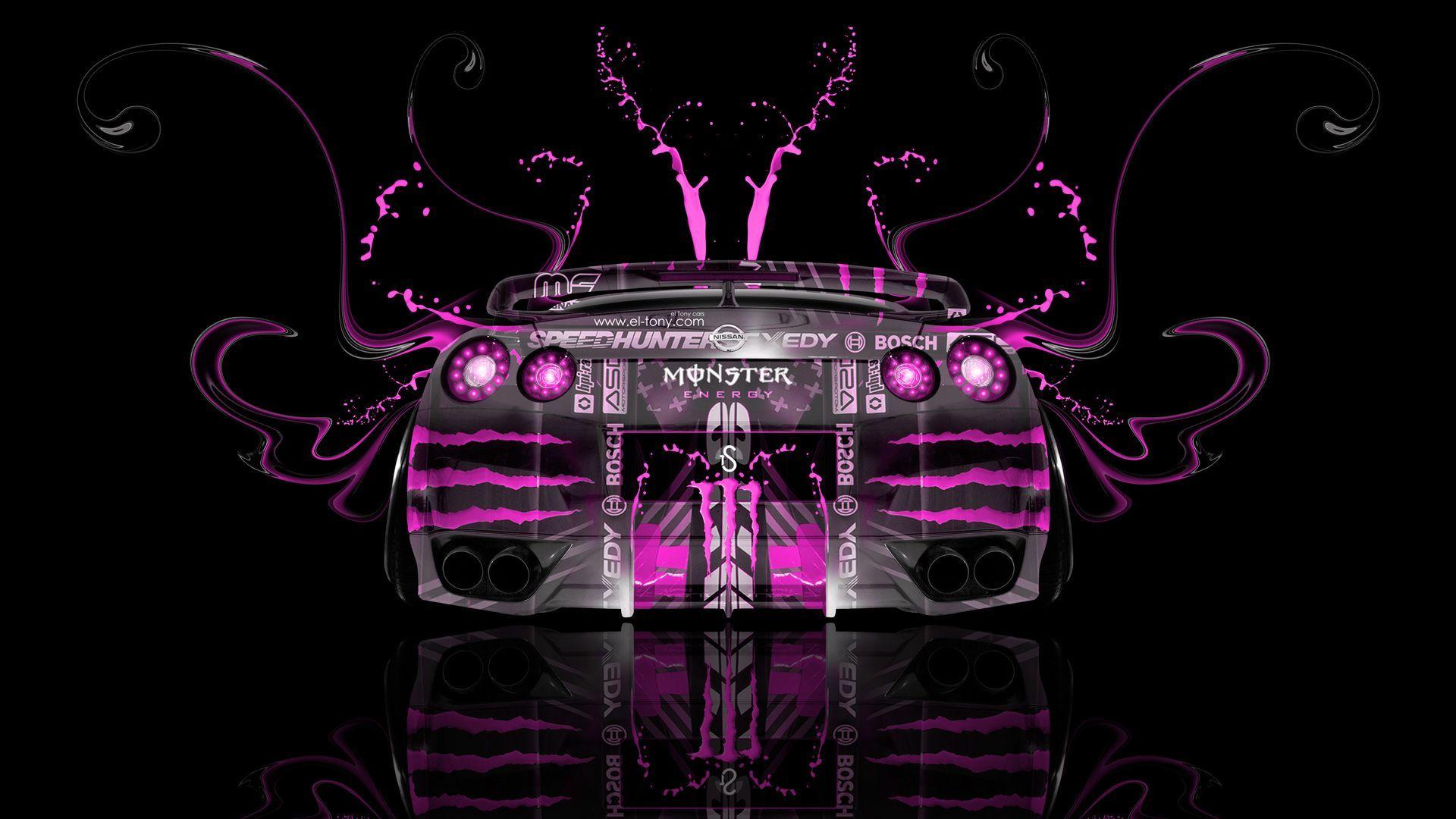 Brands Wallpaper: Pink Monster Energy Image Wallpapers For HD