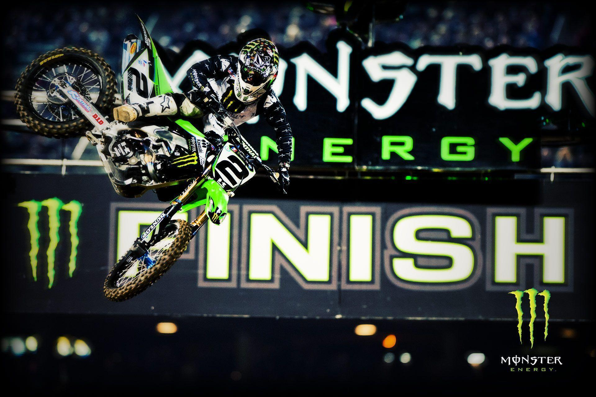 Monster Energy Motocross wallpapers HD 2016 in Others