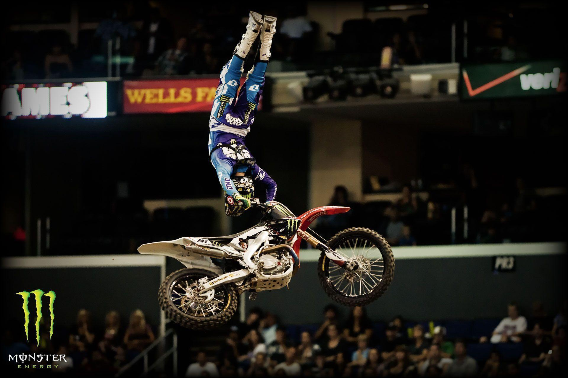 X Games 17 Monster Energy Wallpapers