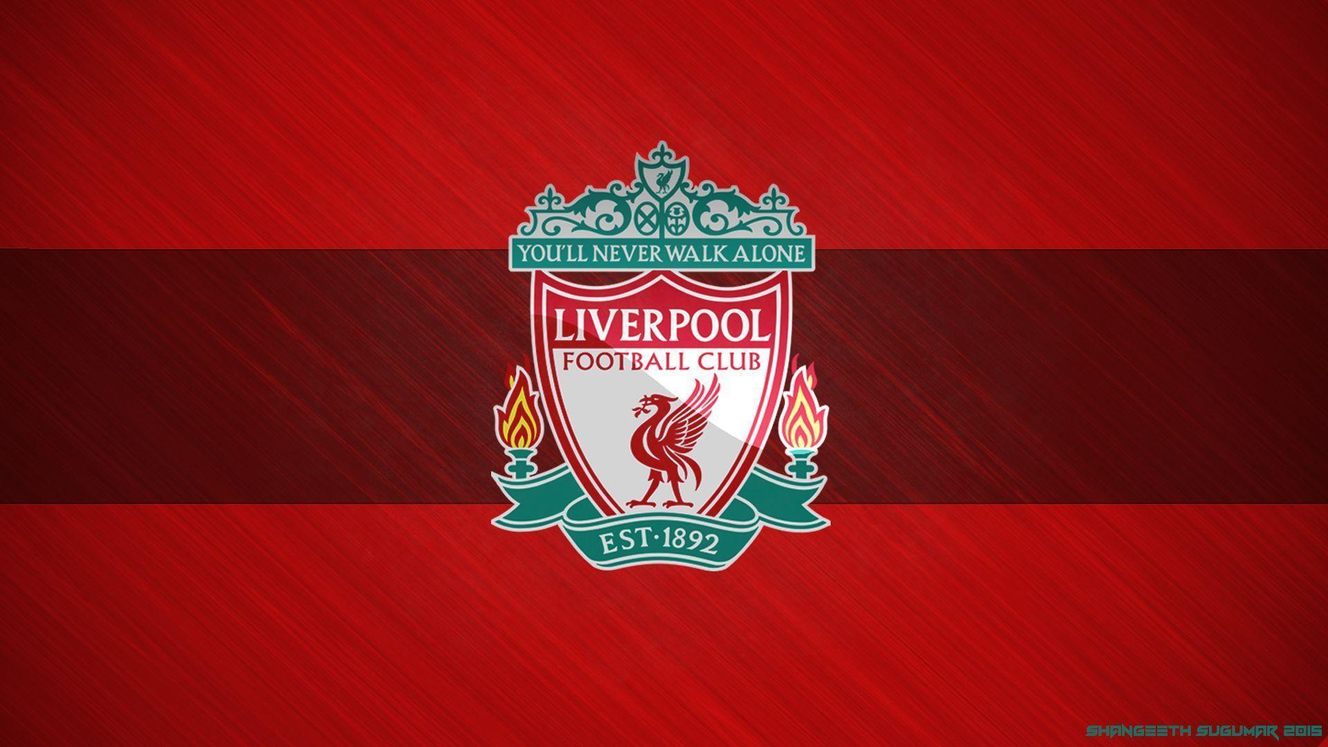 Liverpool FC 2015 Wallpaper - By Shangeeth Sugumar by ShangeethS ...