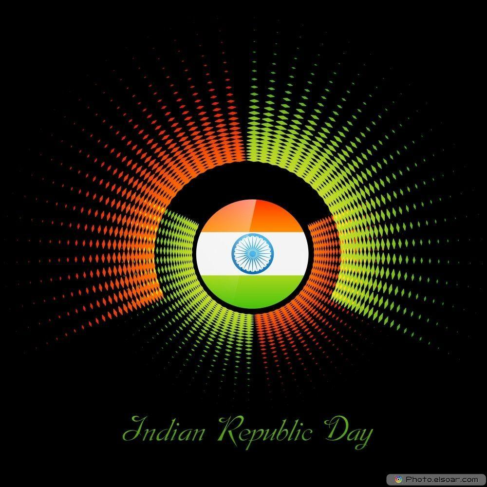 2016 Republic Day of India ~ Free Greetings, Wishes • Elsoar