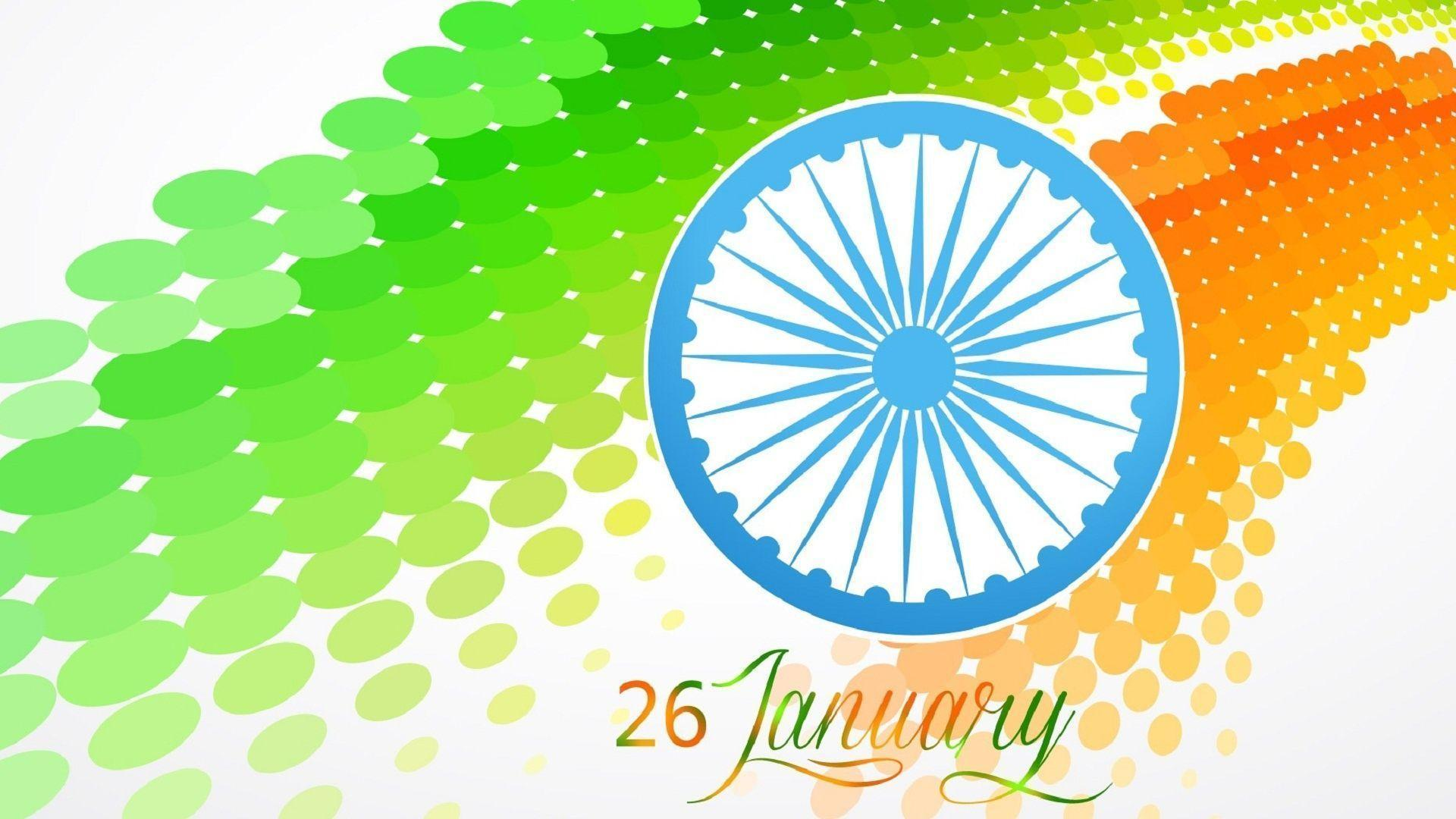 Republic Day National Flag Image Wall Papers HD 1080p Free