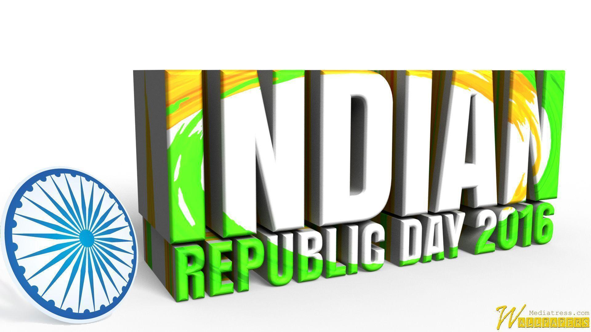 Happy Republic Day Of India 2016 Wallpapers