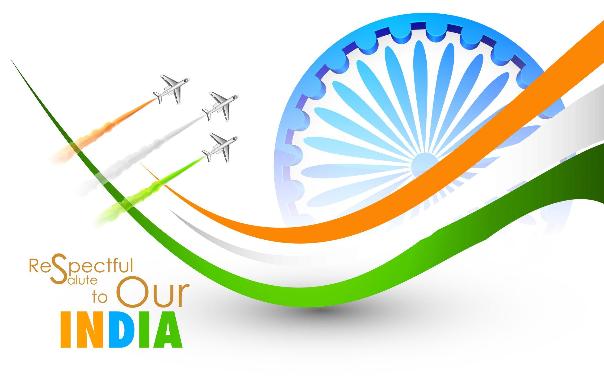 Tricolors Of Indian Flag HD Wallpapers