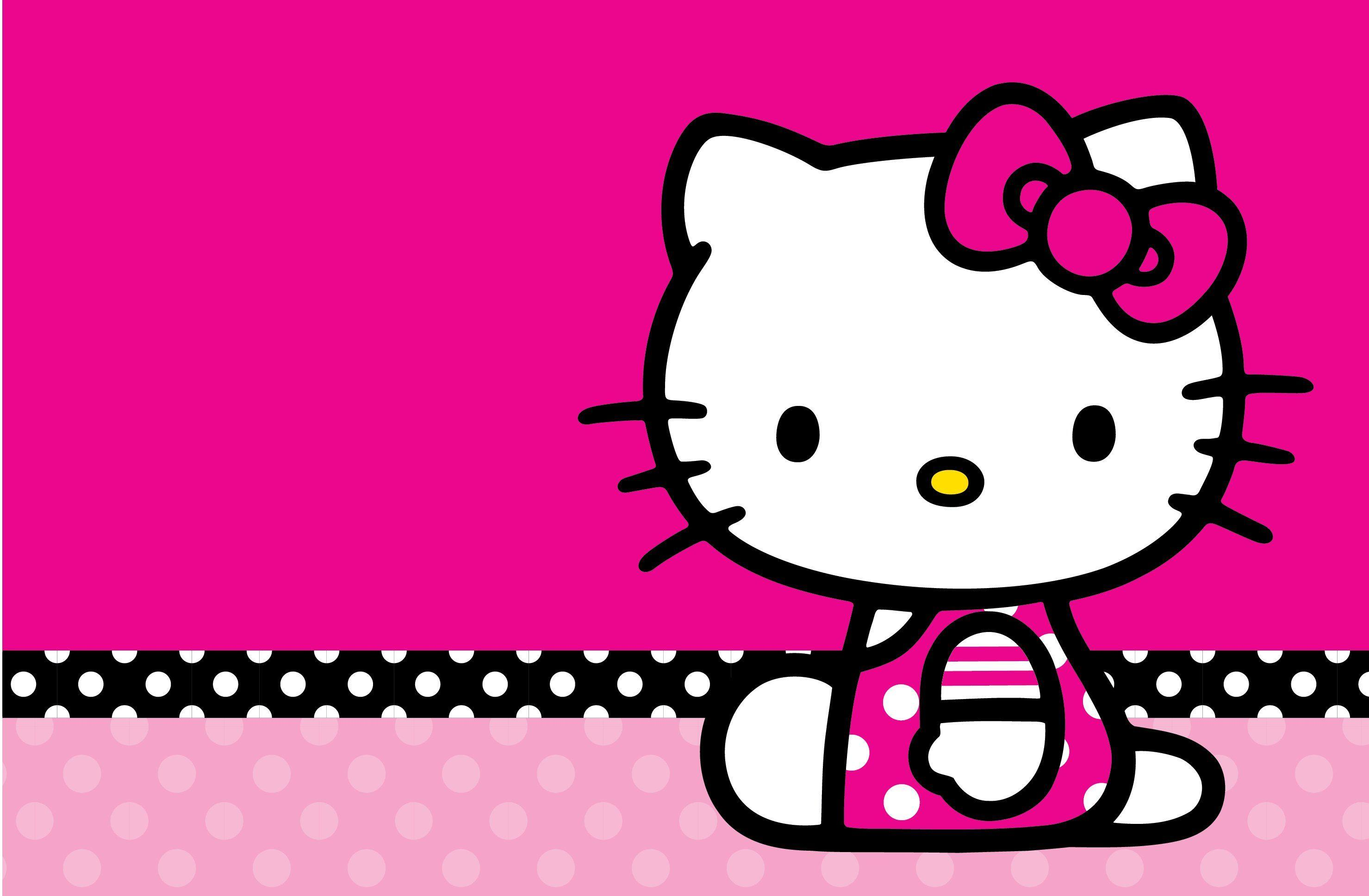 hello kitty wallpaper red hd - photo #30