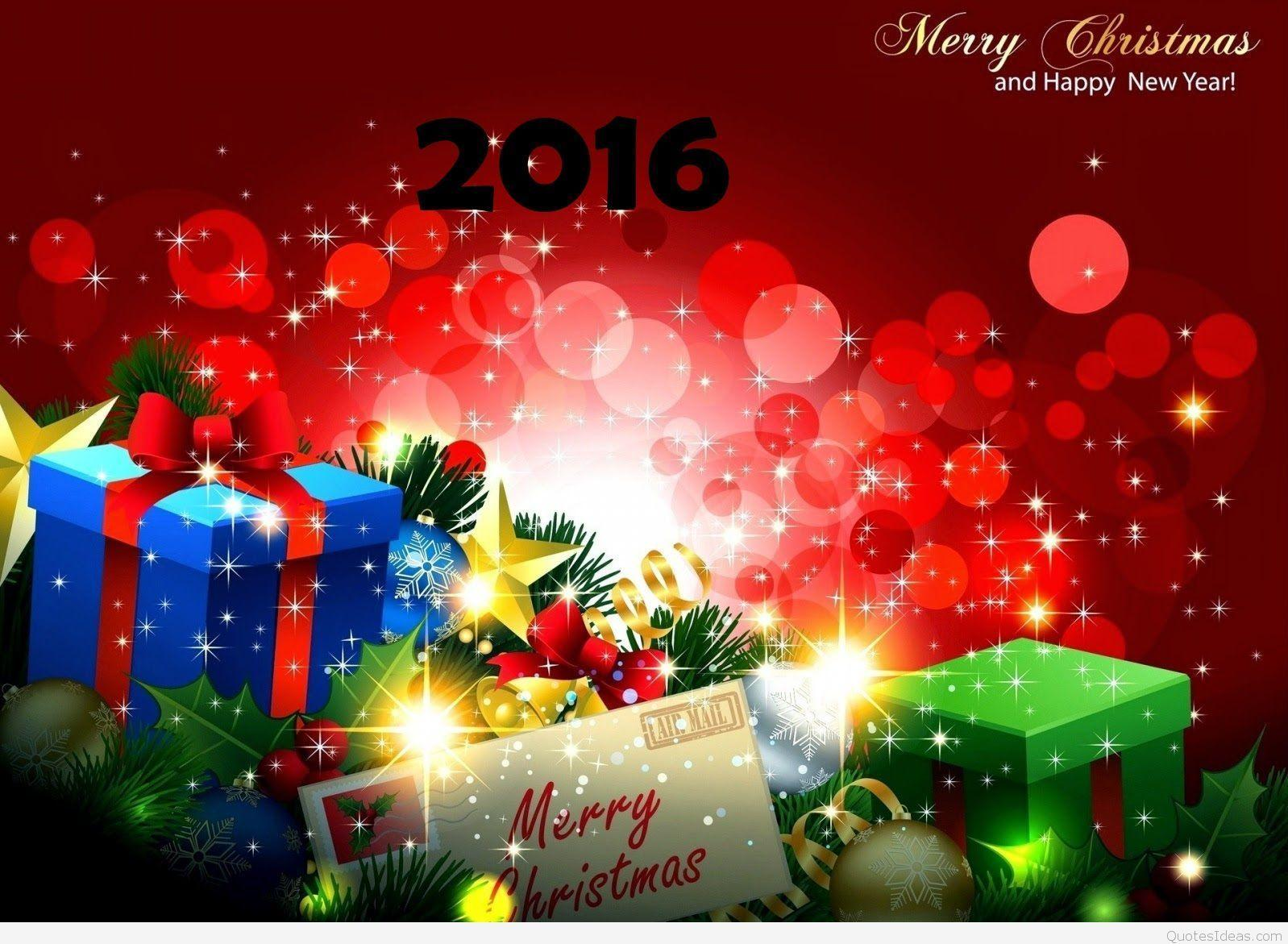 Merry Christmas 2016 Wallpapers - Wallpaper Cave