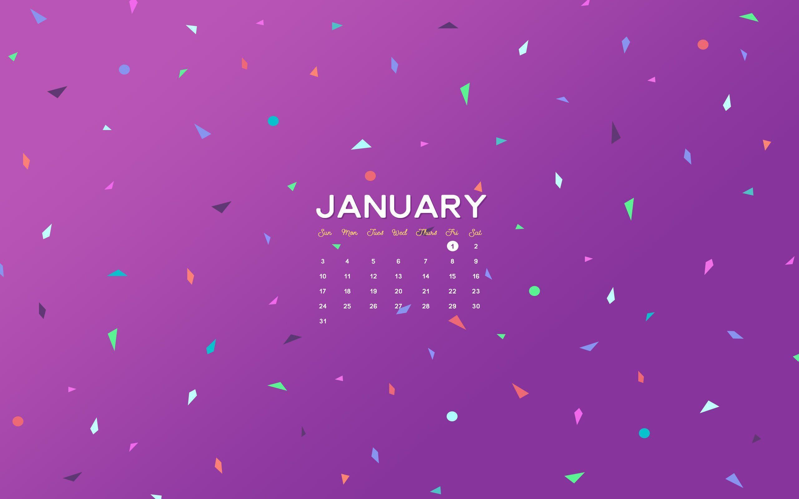 Free Calendar Wallpaper January : Free wallpapers of wallpaper cave