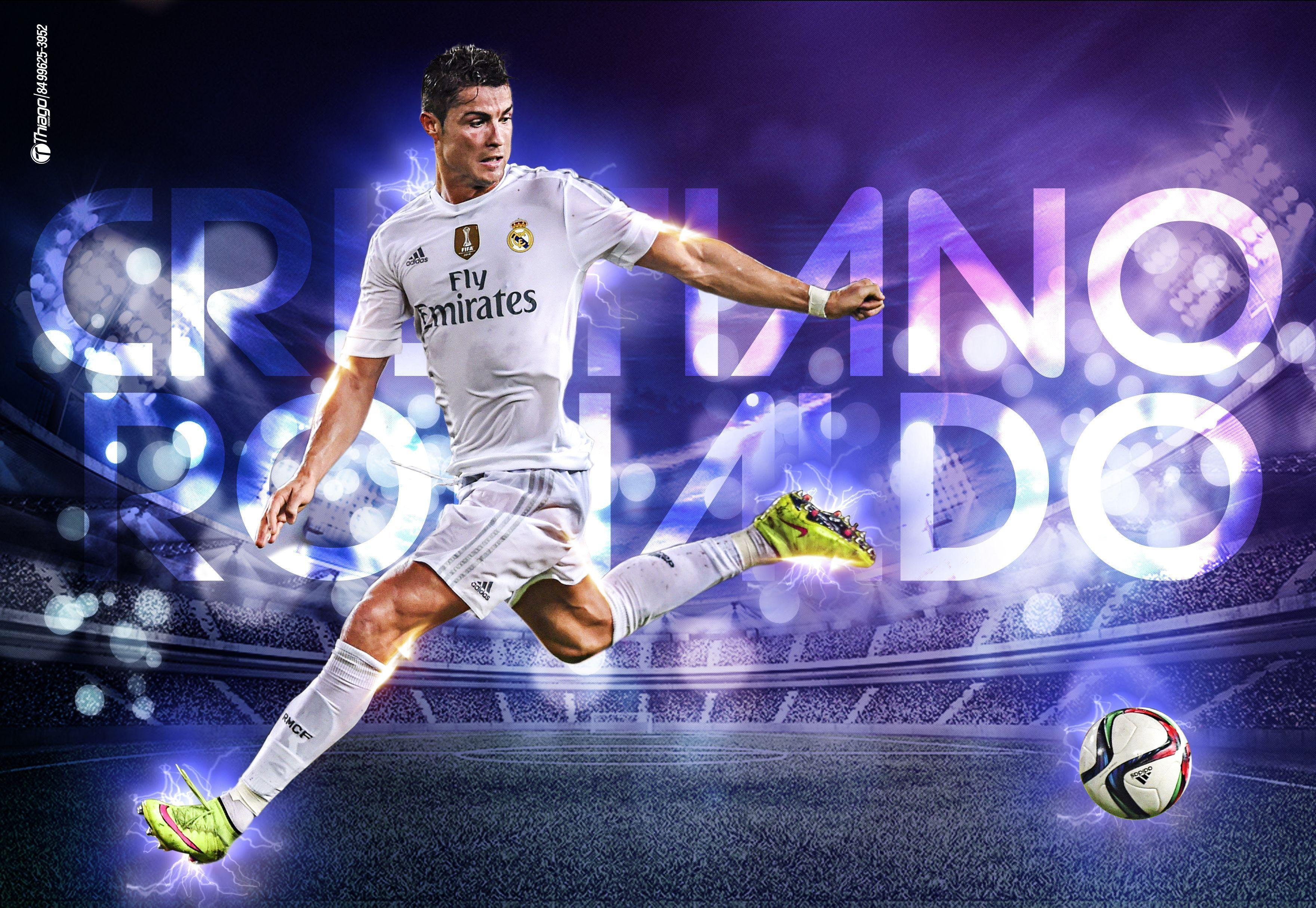 Wallpapers De Cristiano Ronaldo: CR7 And Bale HD Wallpapers 2016