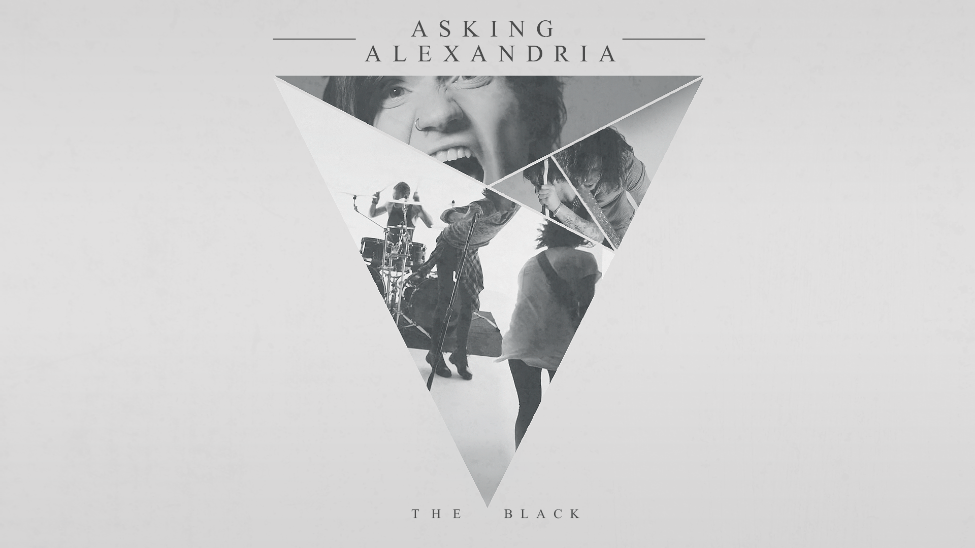 Новый альбом asking alexandria 2018
