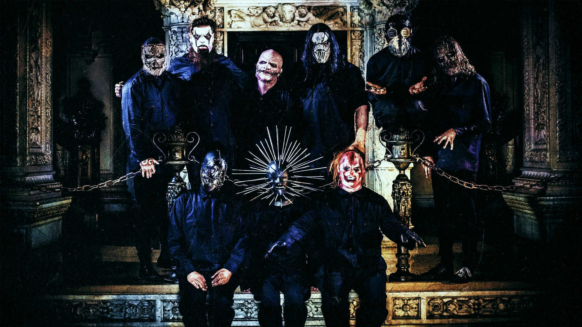 Slipknot 2016 Wallpapers - Wallpaper Cave