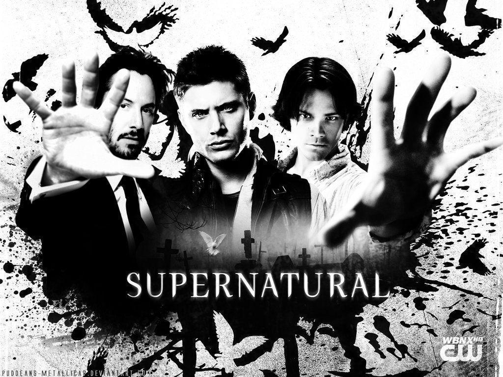 like cw supernatural wallpaper - photo #43