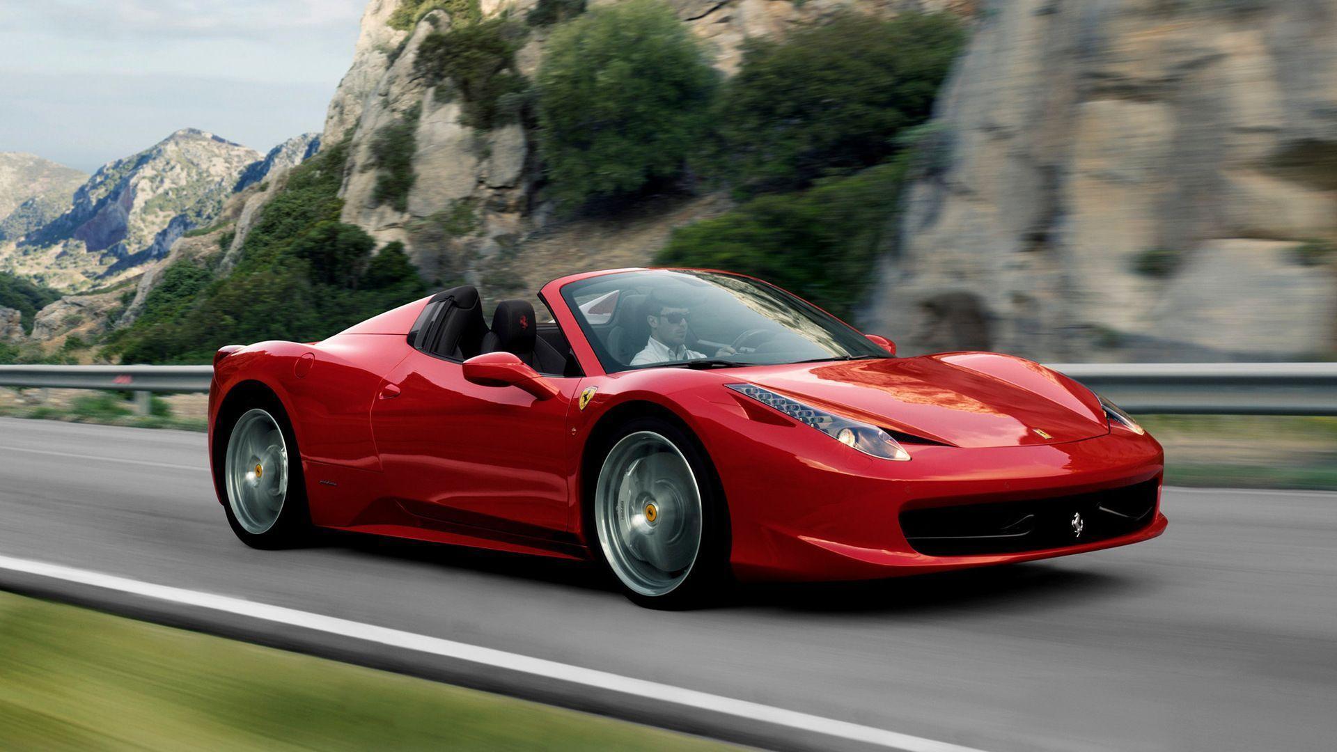 2016 Ferrari 458 Italia Wallpapers - Wallpaper Cave