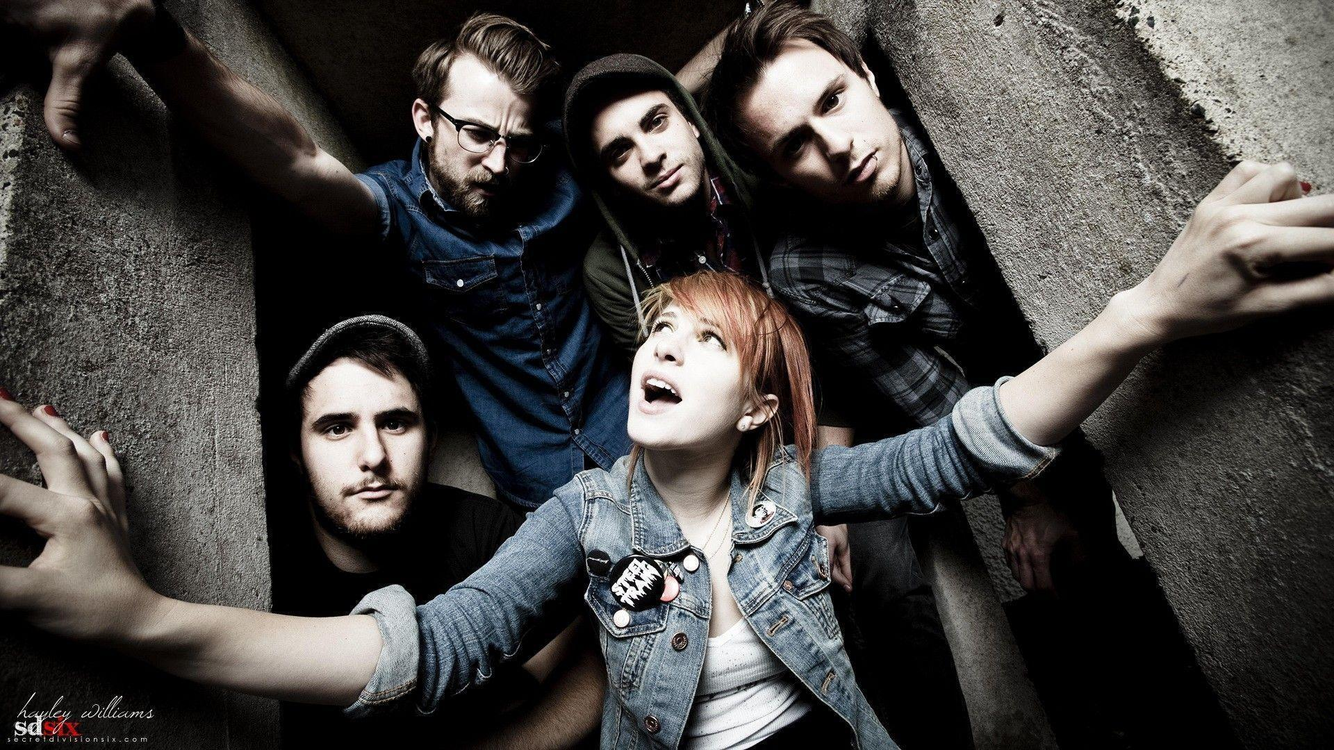 Paramore 2016 Wallpapers Wallpaper Cave
