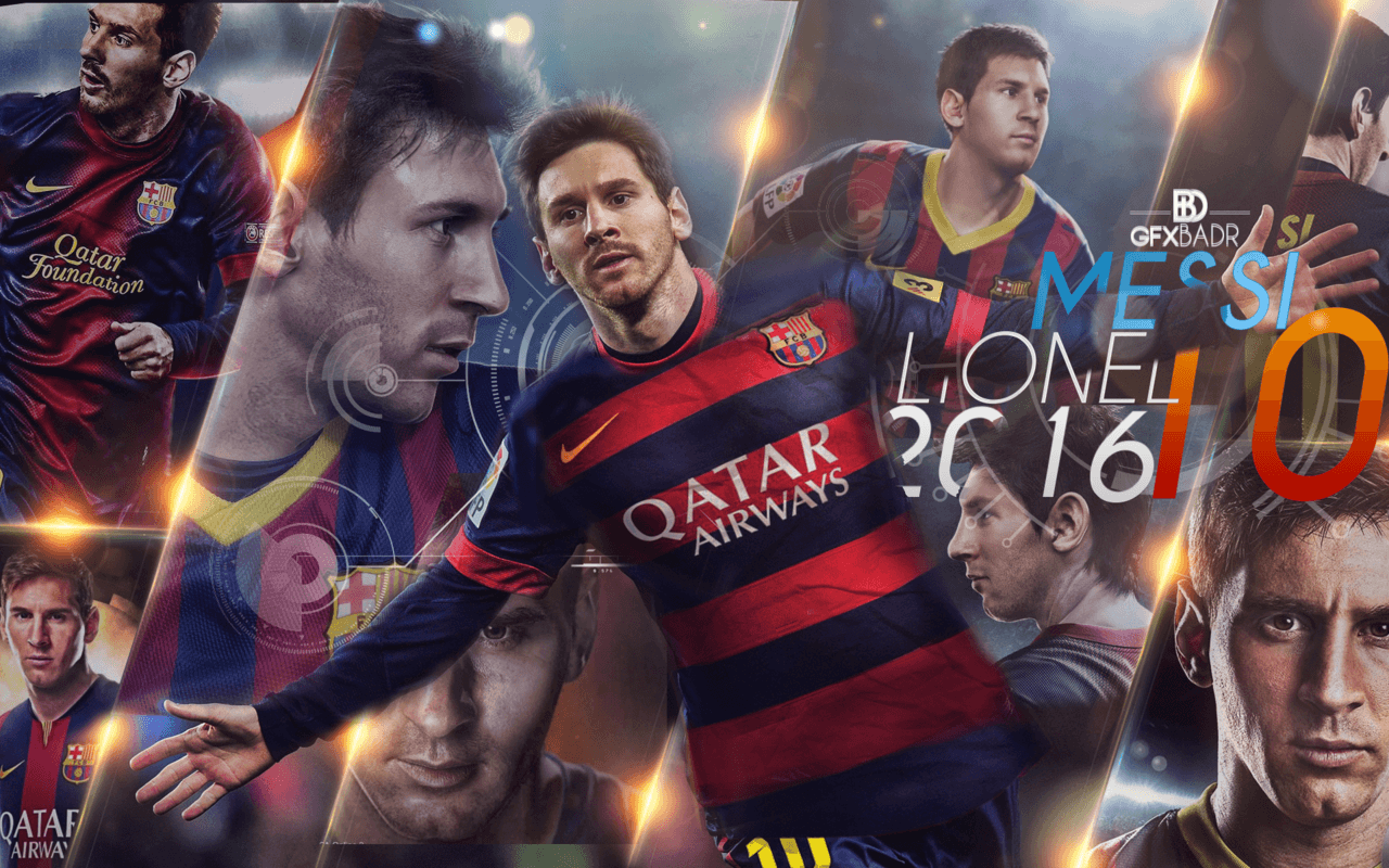 Kumpulan Wallpaper Leo Messi 2016