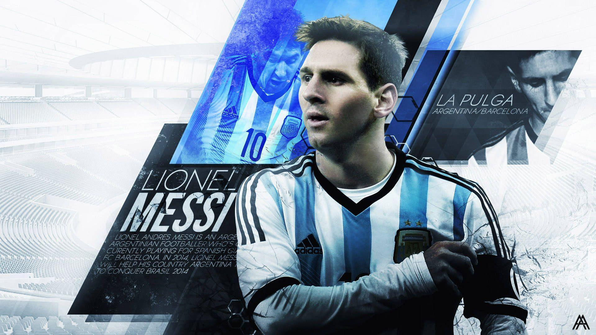 Messi Desktop Backgrounds