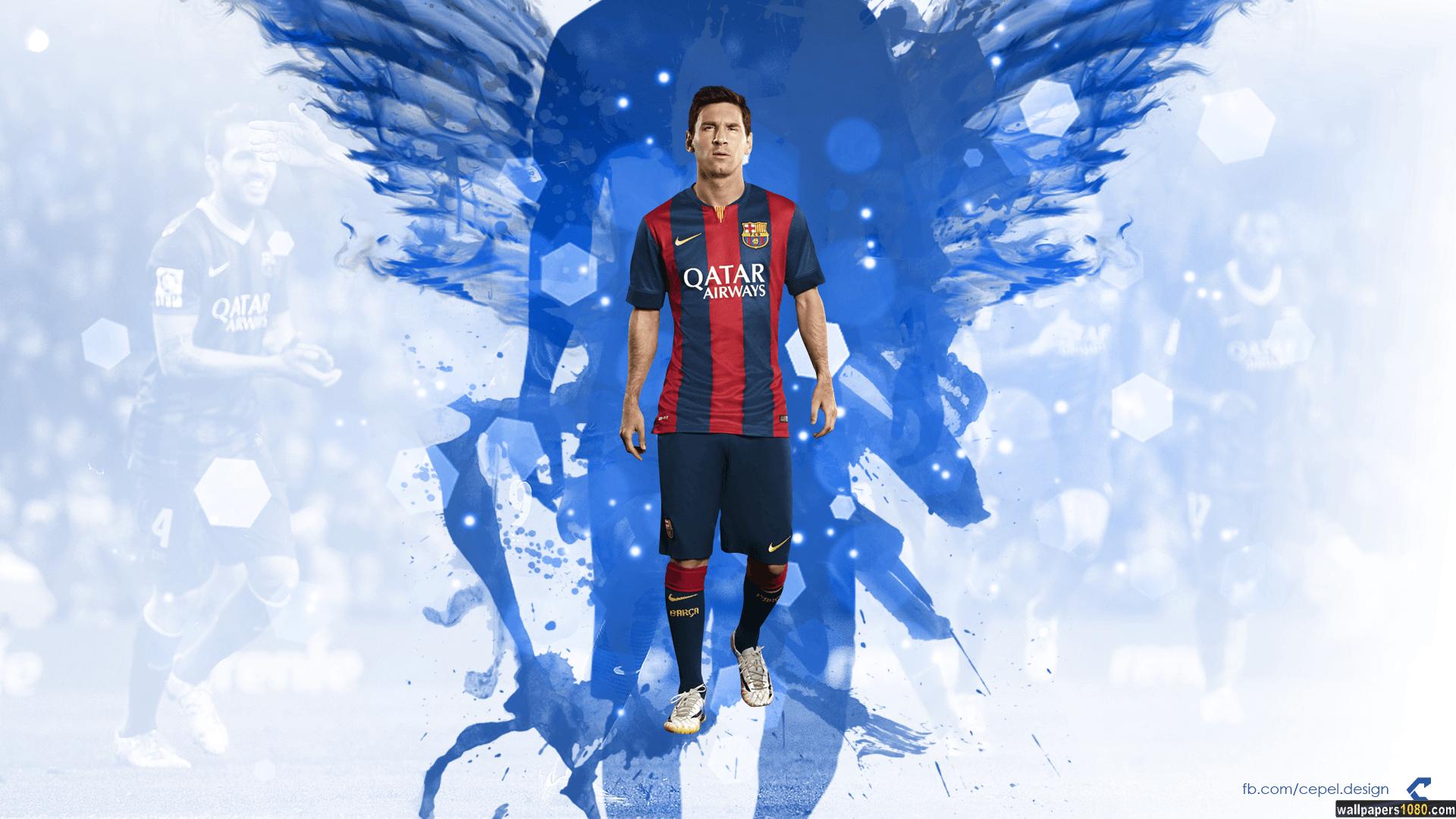 Lionel Messi Iphone HD Wallpaper