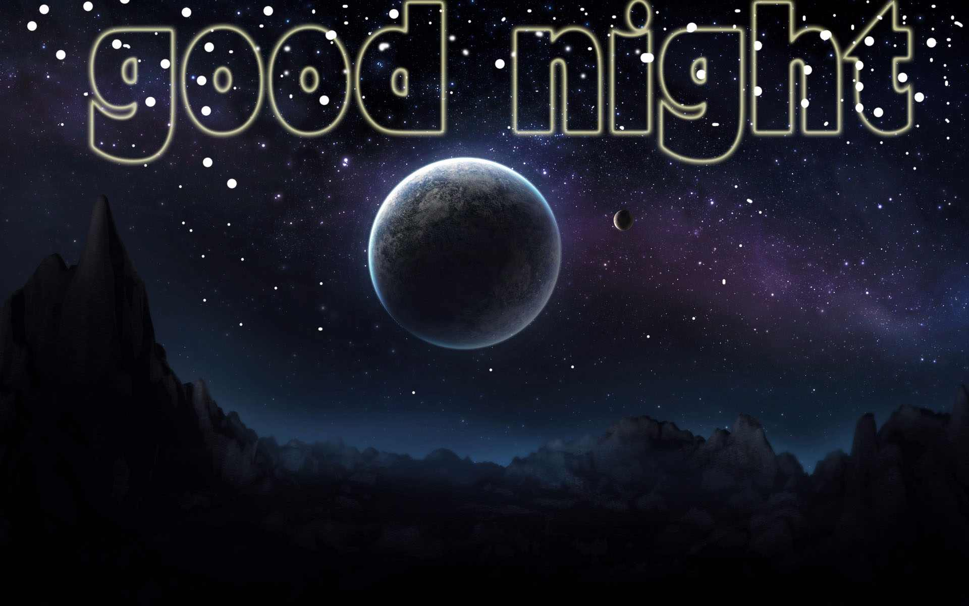 Good Night Wallpapers 2016 Mobil Wallpaper Cave